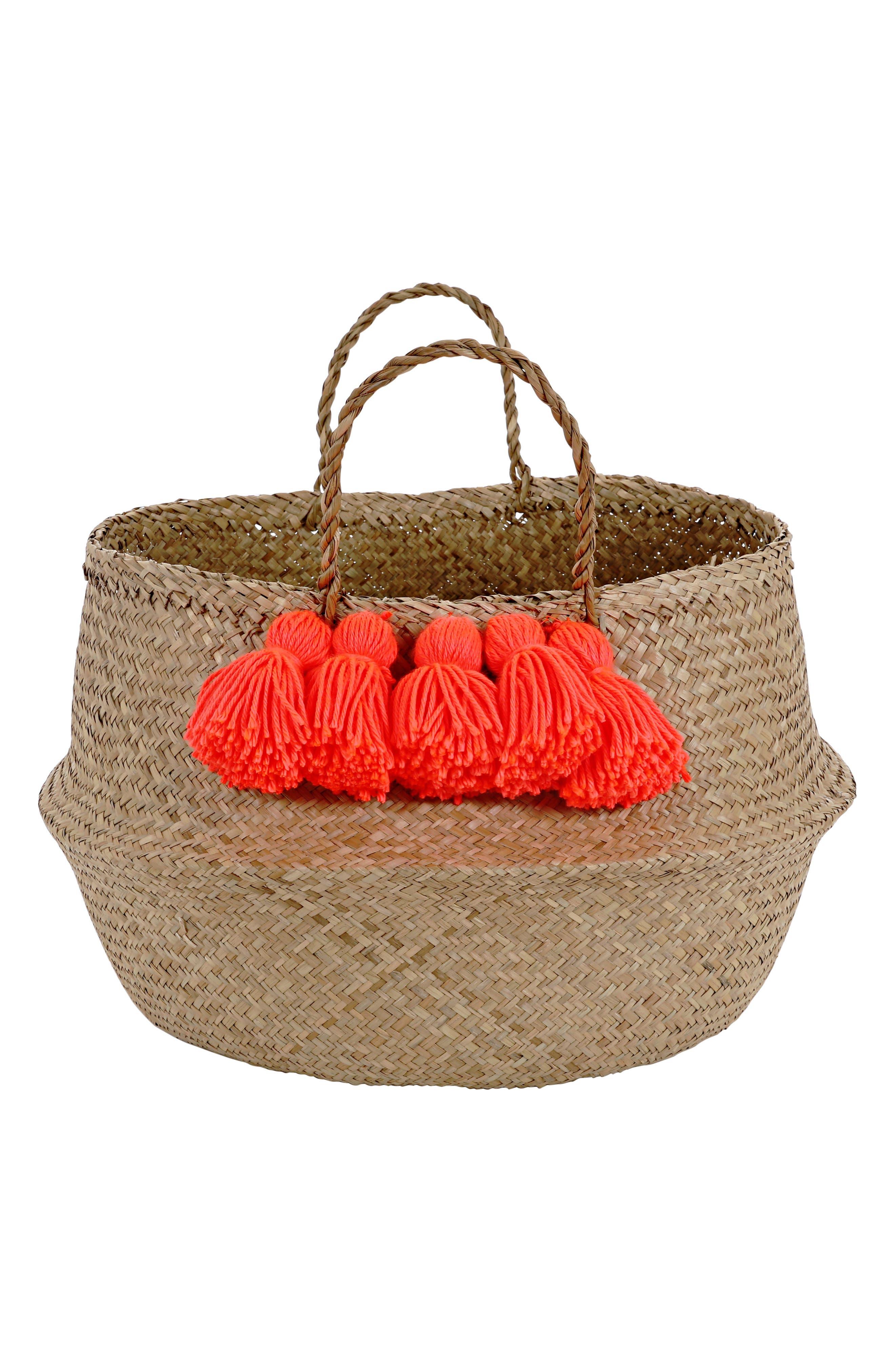 Meri Meri Tassel Basket