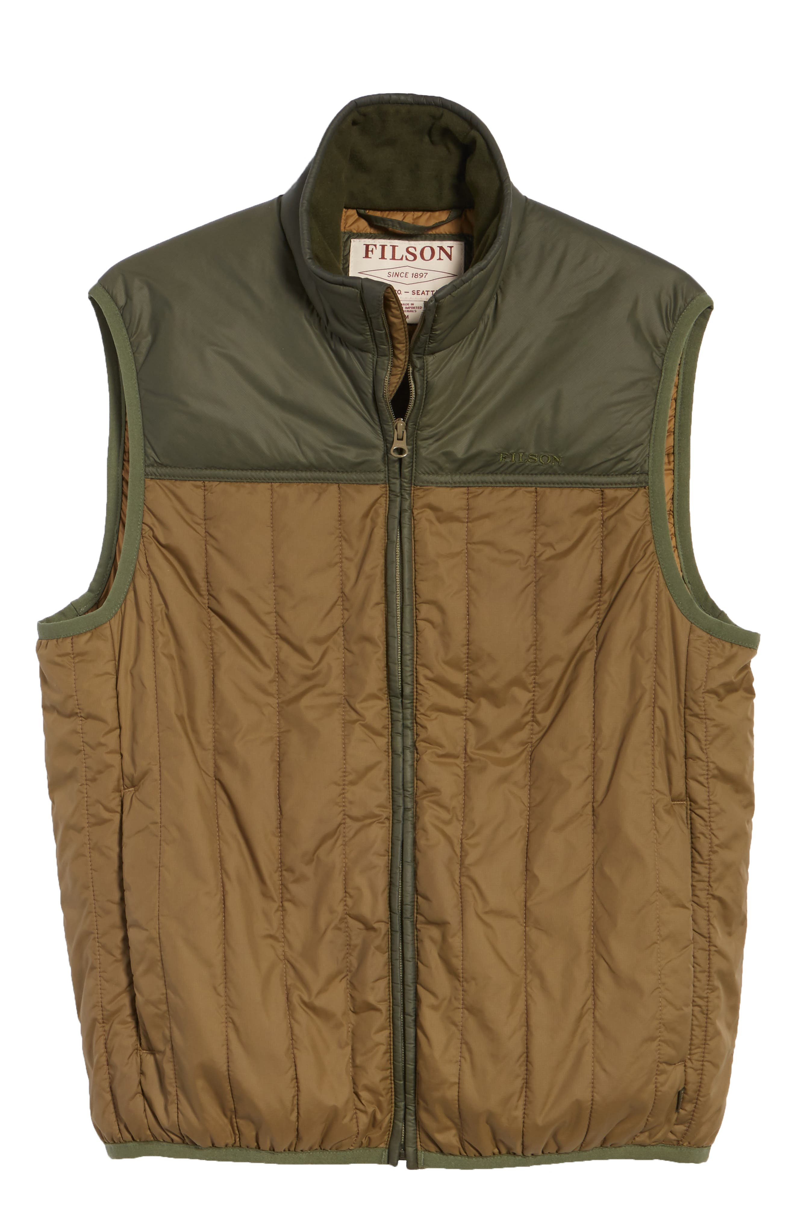 Ultra Light Vest,                             Alternate thumbnail 6, color,                             Field Olive