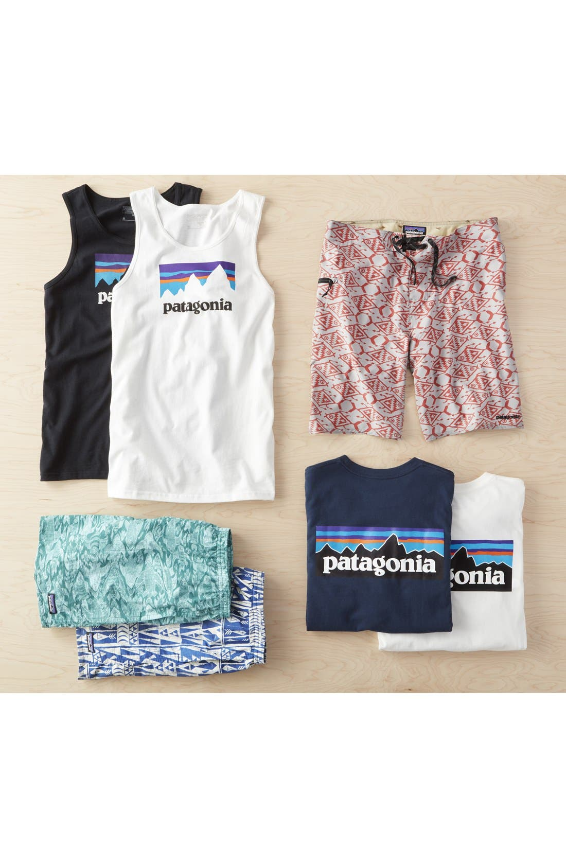 Alternate Image 7  - Patagonia 'P-6 Logo' Organic Cotton T-Shirt