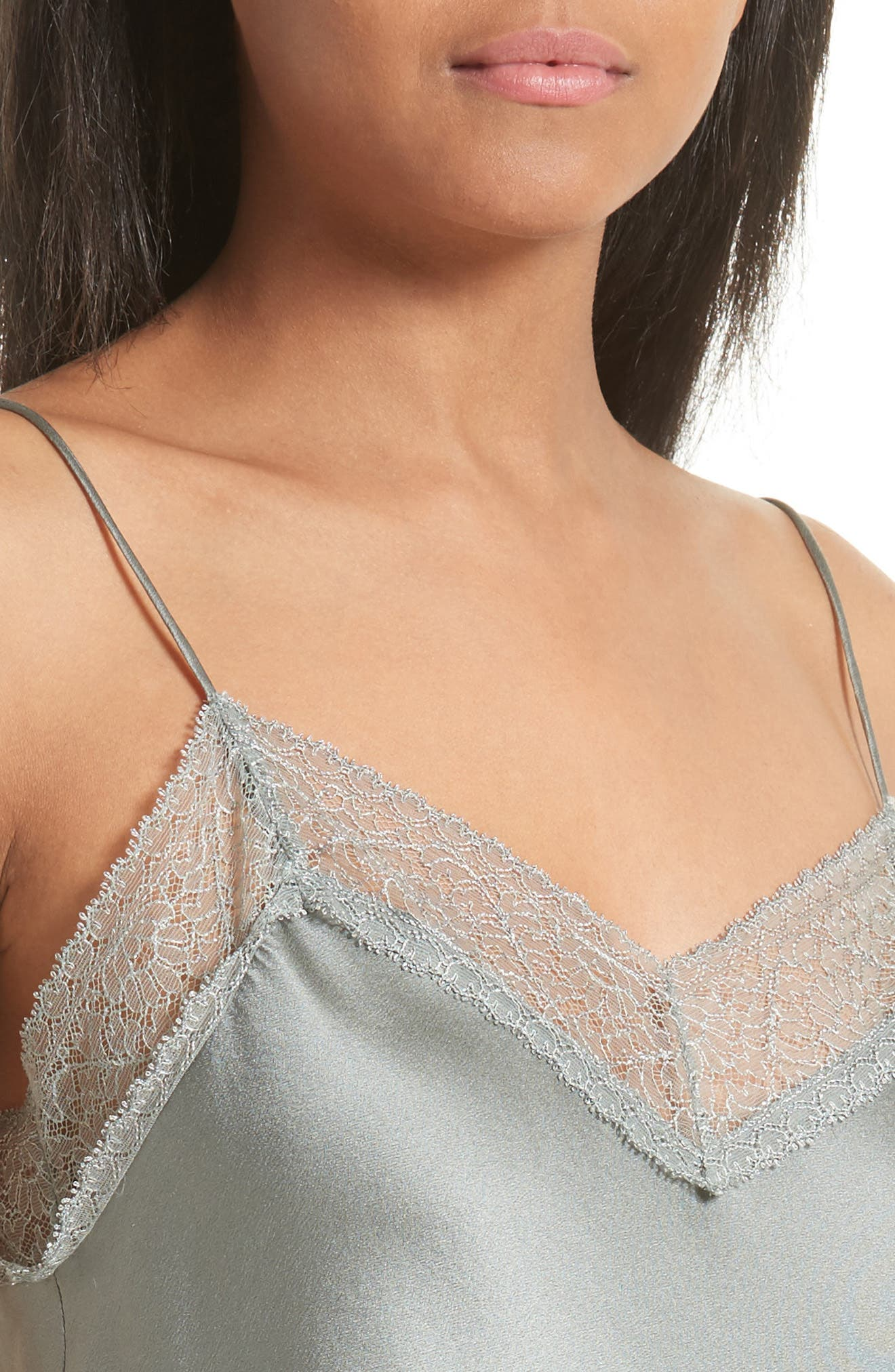 Alternate Image 4  - Vince Lace Edge Camisole