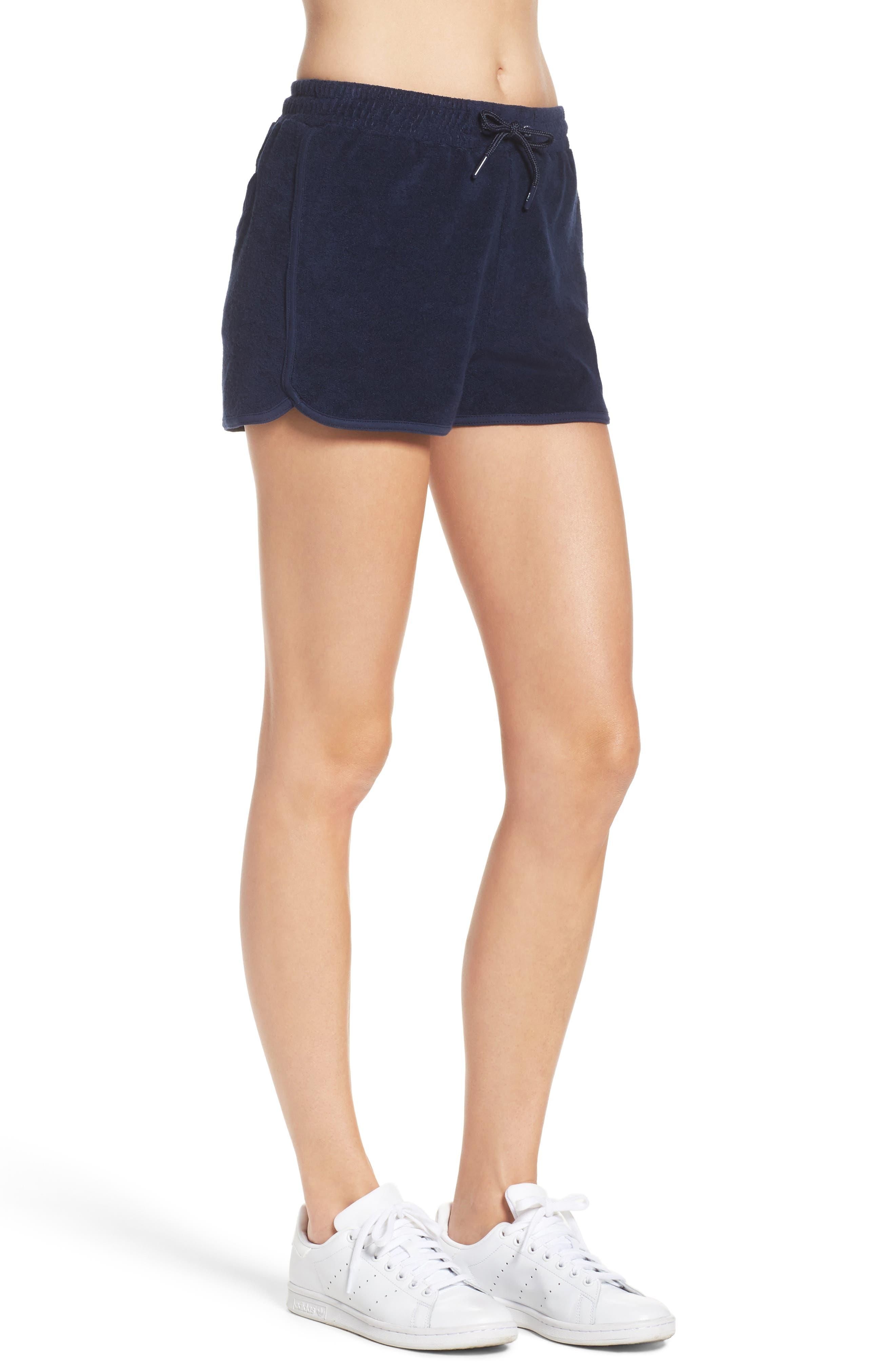 Alternate Image 4  - FILA Follie Shorts