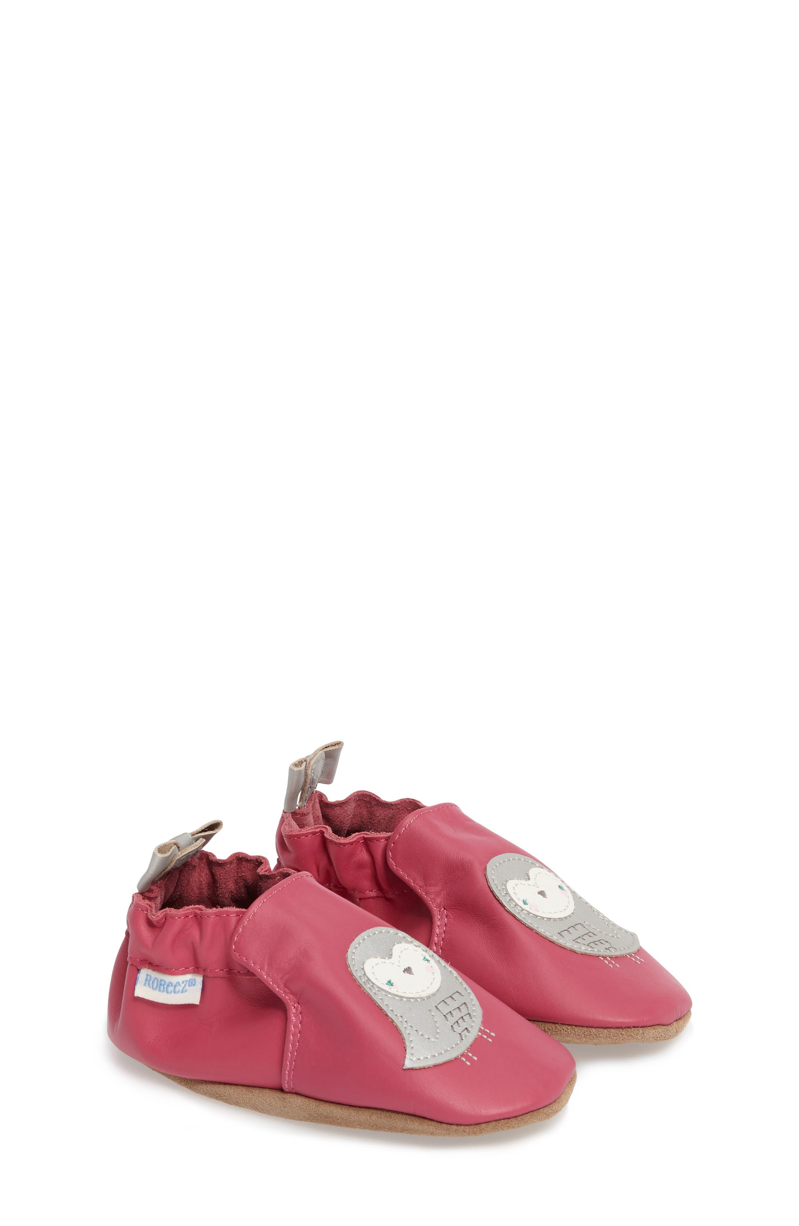 Robeez® Bird Buddies Crib Shoe (Baby)