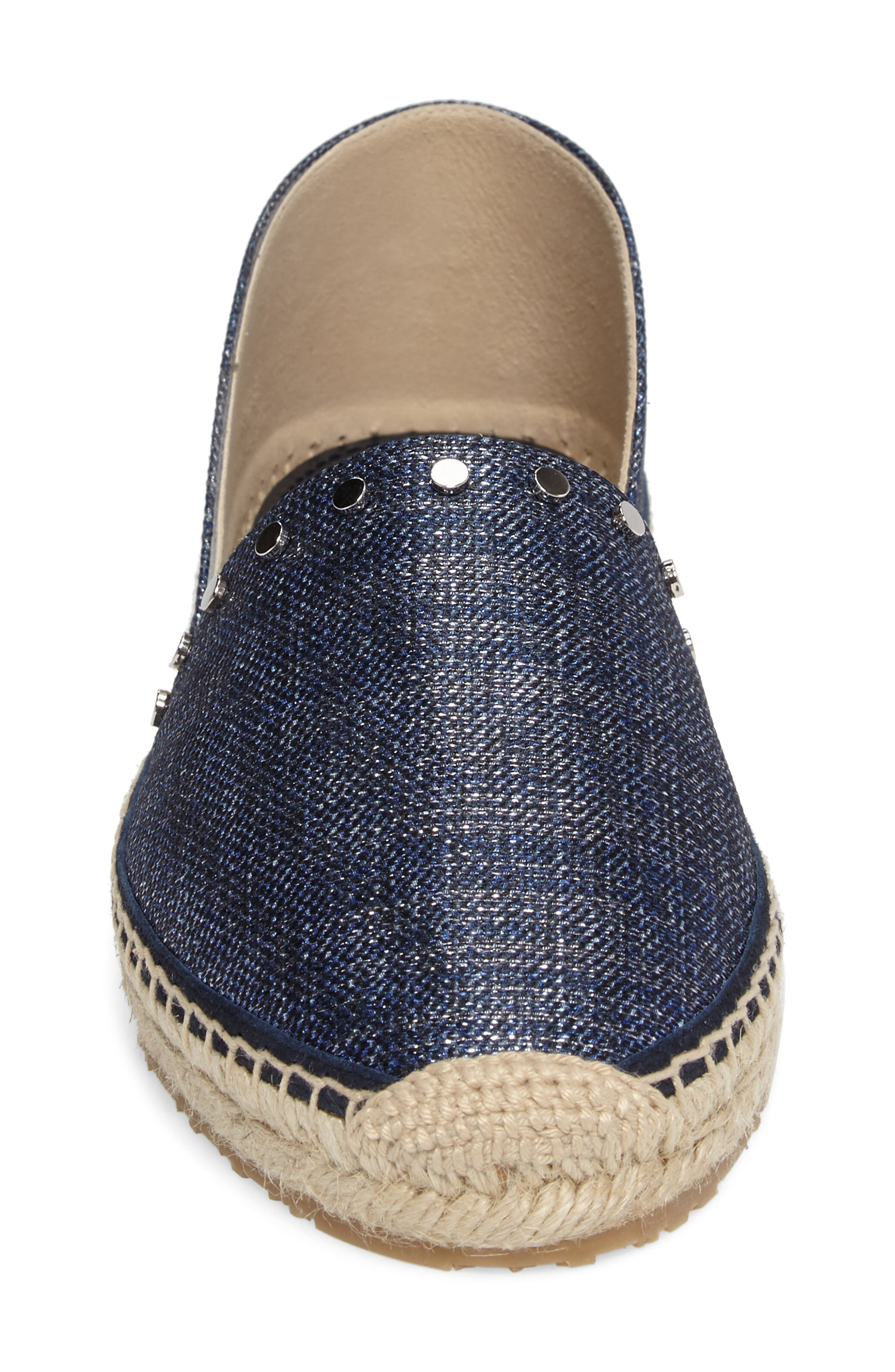 Alternate Image 4  - Jimmy Choo Split Espadrille Flat (Women)