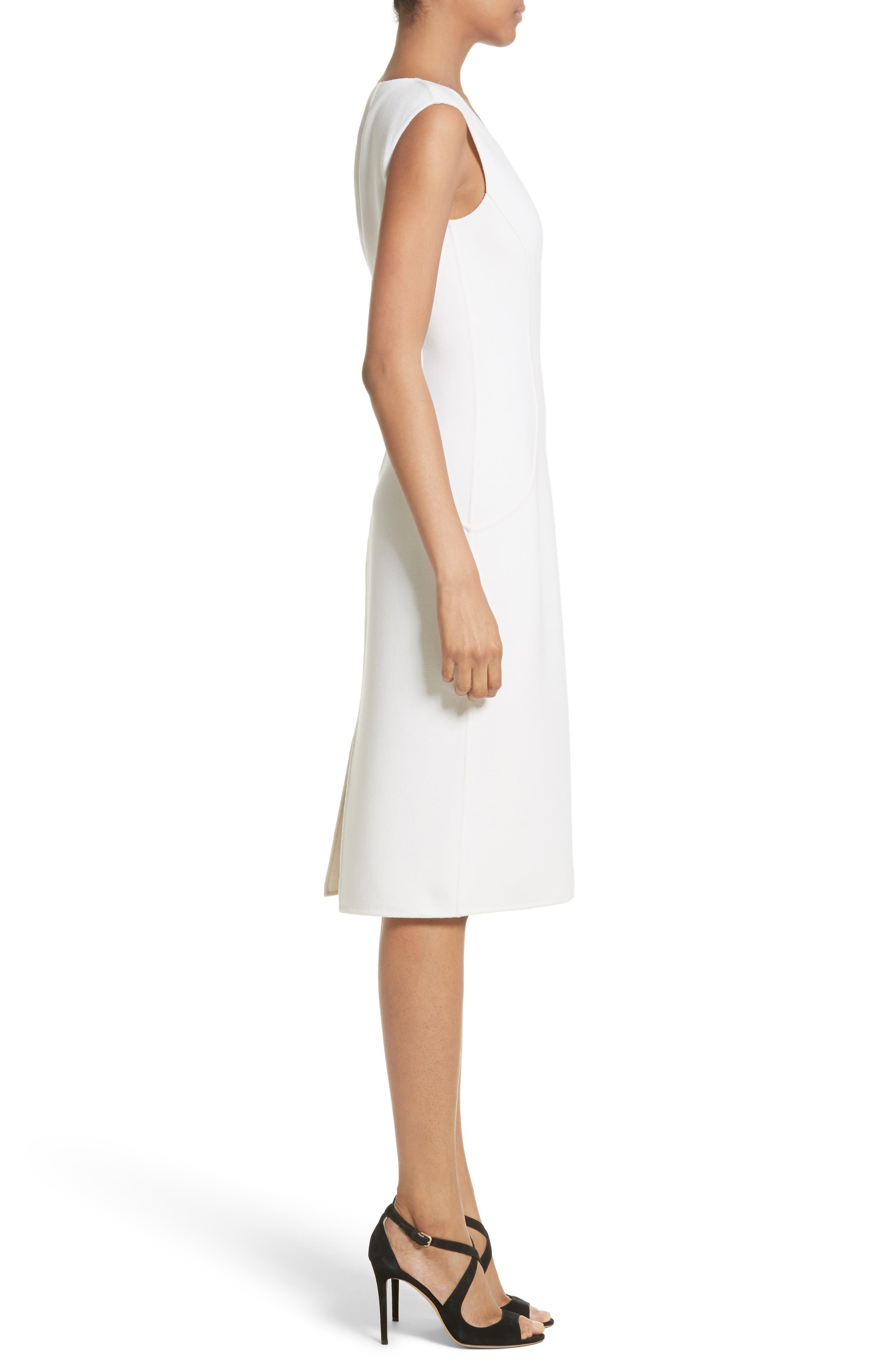 Alternate Image 5  - Michael Kors Stretch Bouclé Sheath Dress