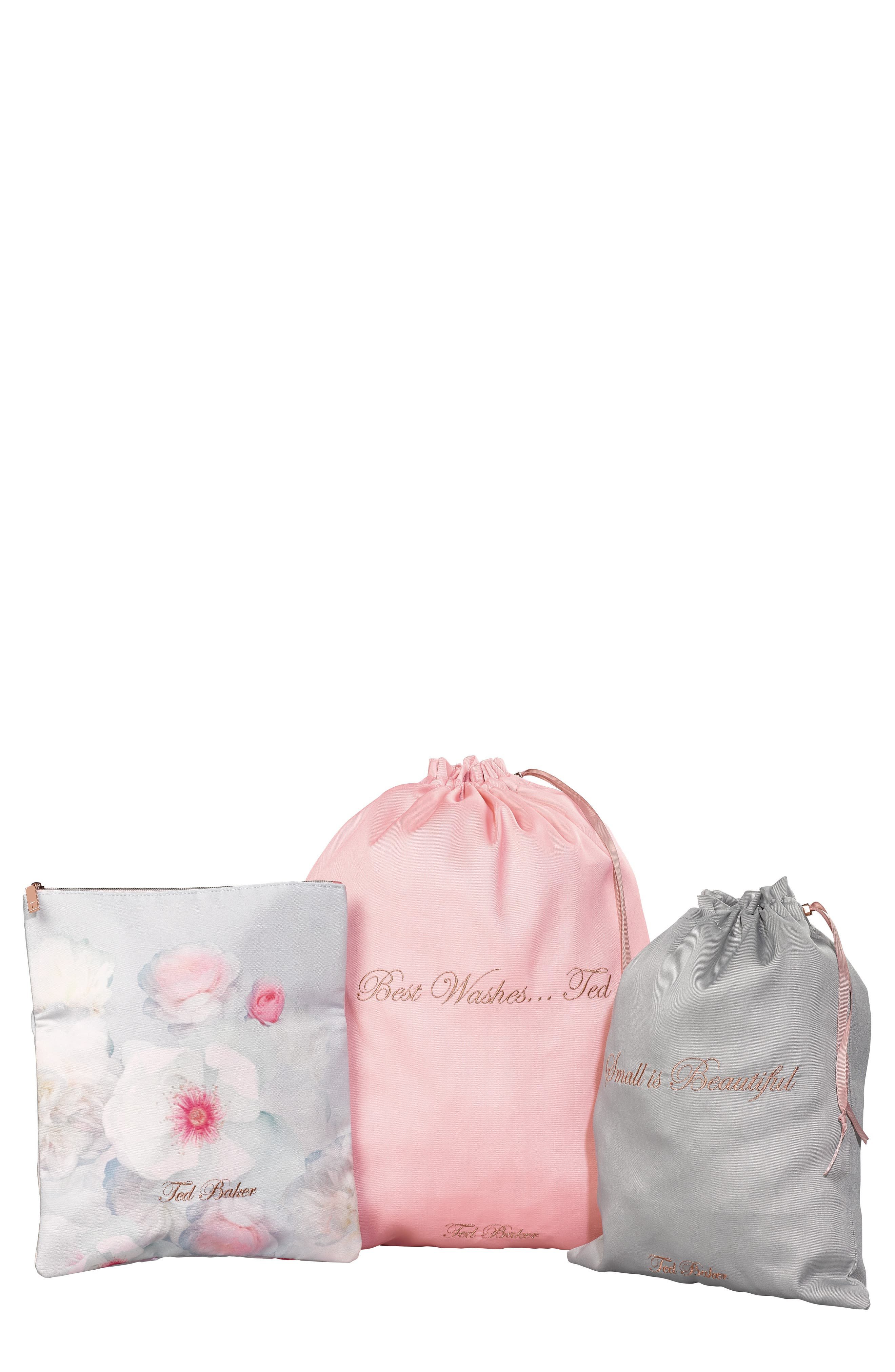 Alternate Image 1 Selected - Ted Baker London Laundry Bags & Case