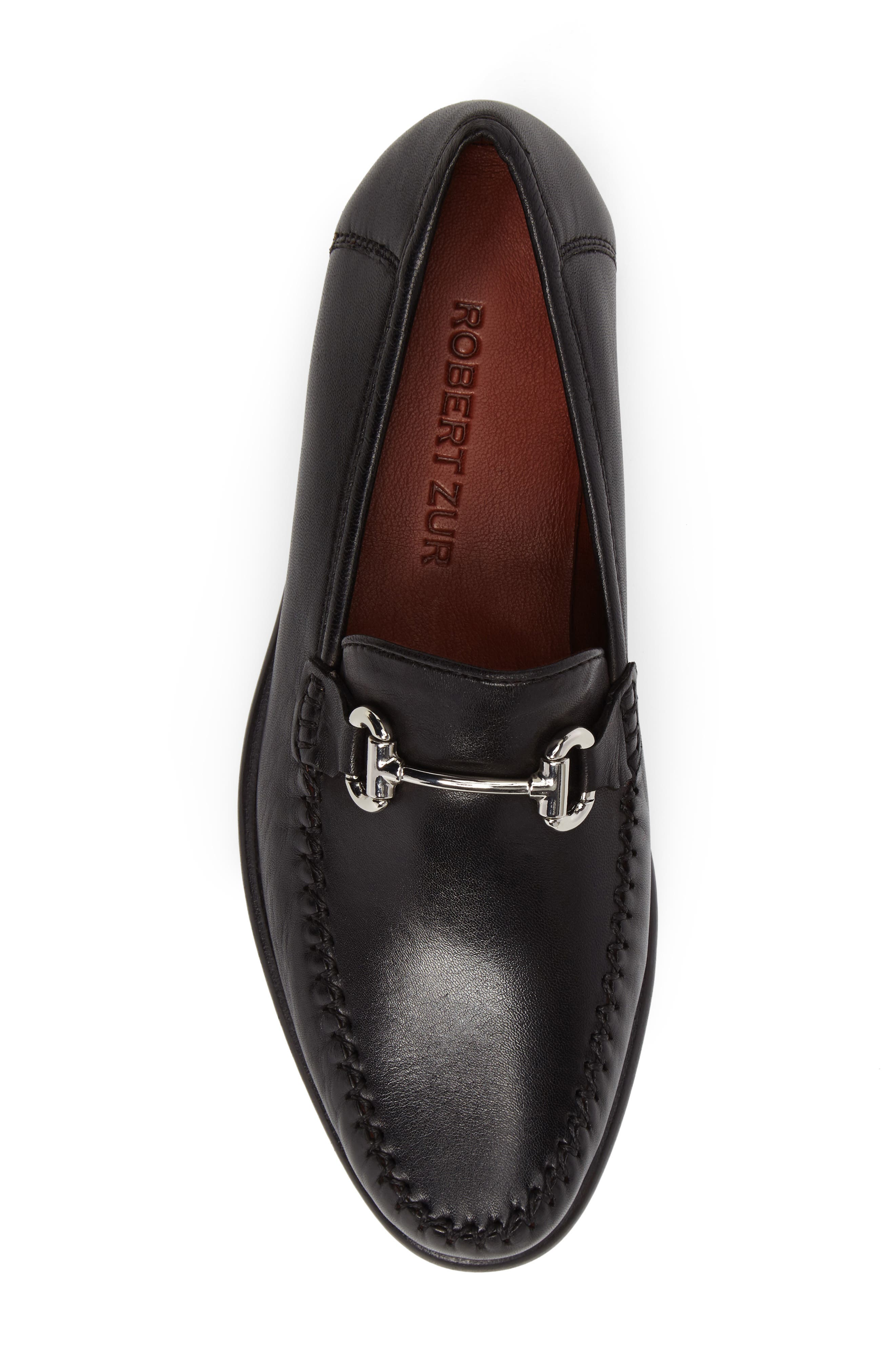 Alternate Image 5  - Robert Zur Elton Bit Loafer (Men)