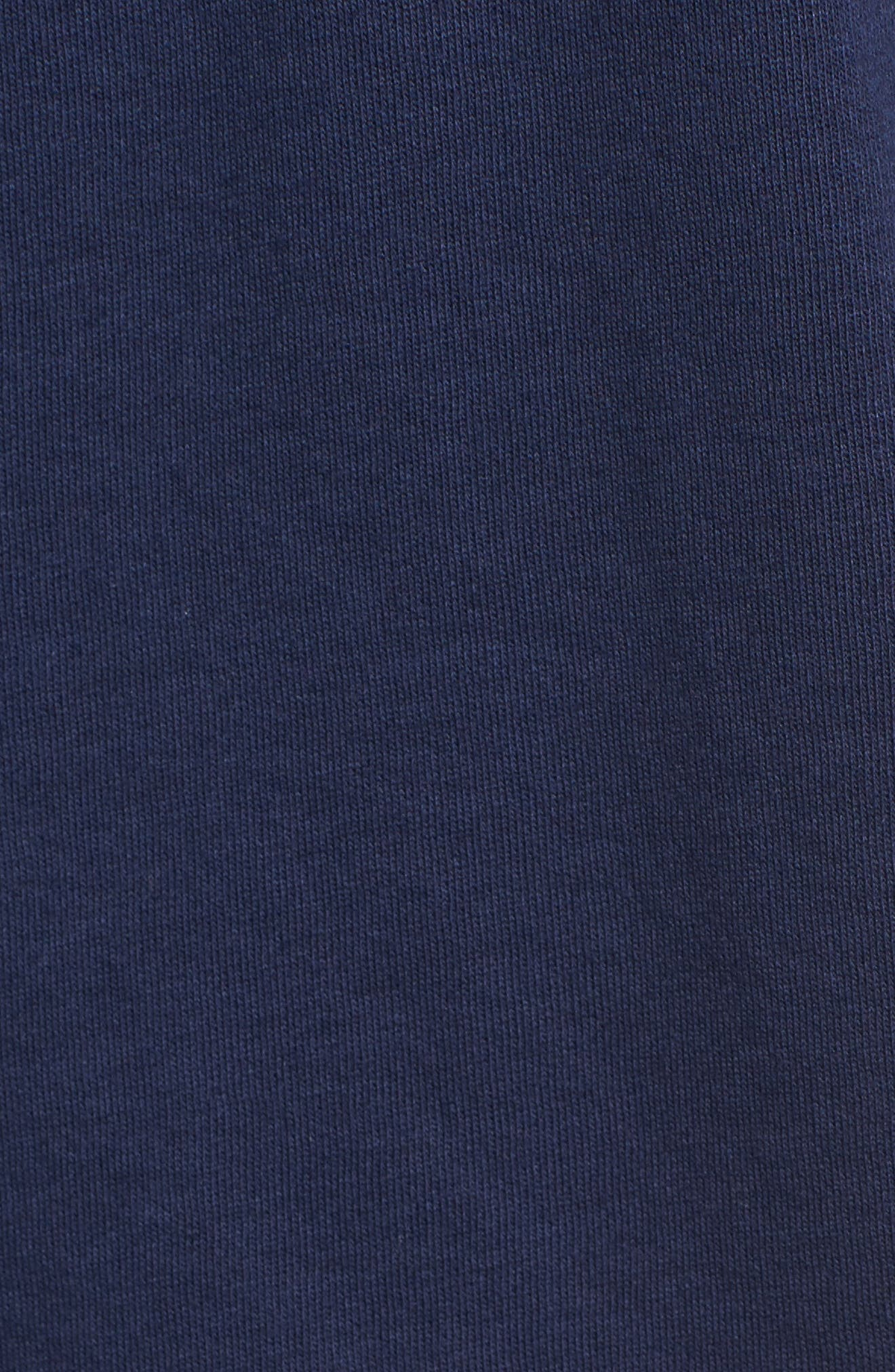 Alternate Image 5  - Halogen® Lace Detail Sweatshirt