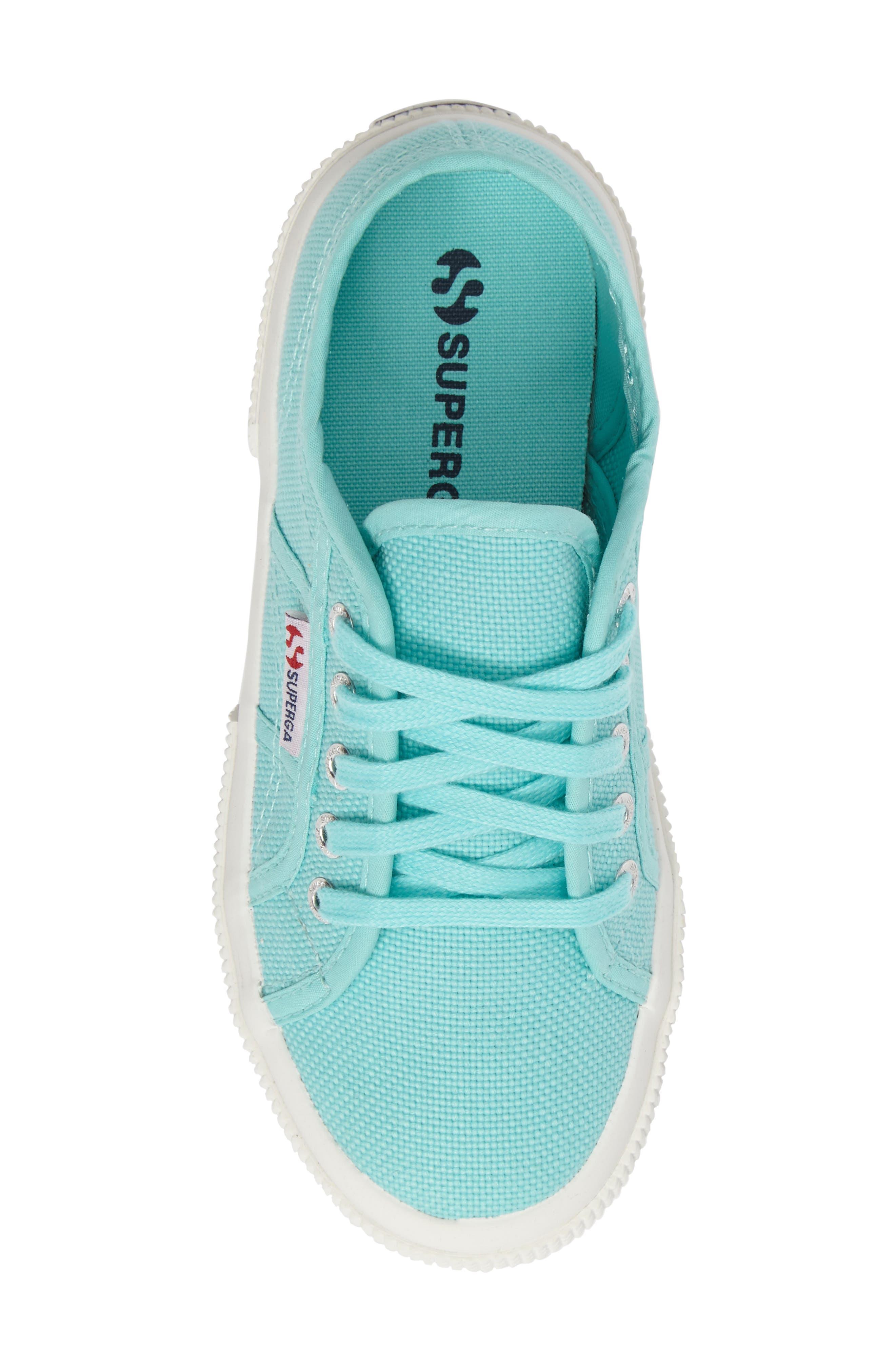 Alternate Image 4  - Superga 'Junior Classic' Sneaker (Walker, Toddler & Little Kid)