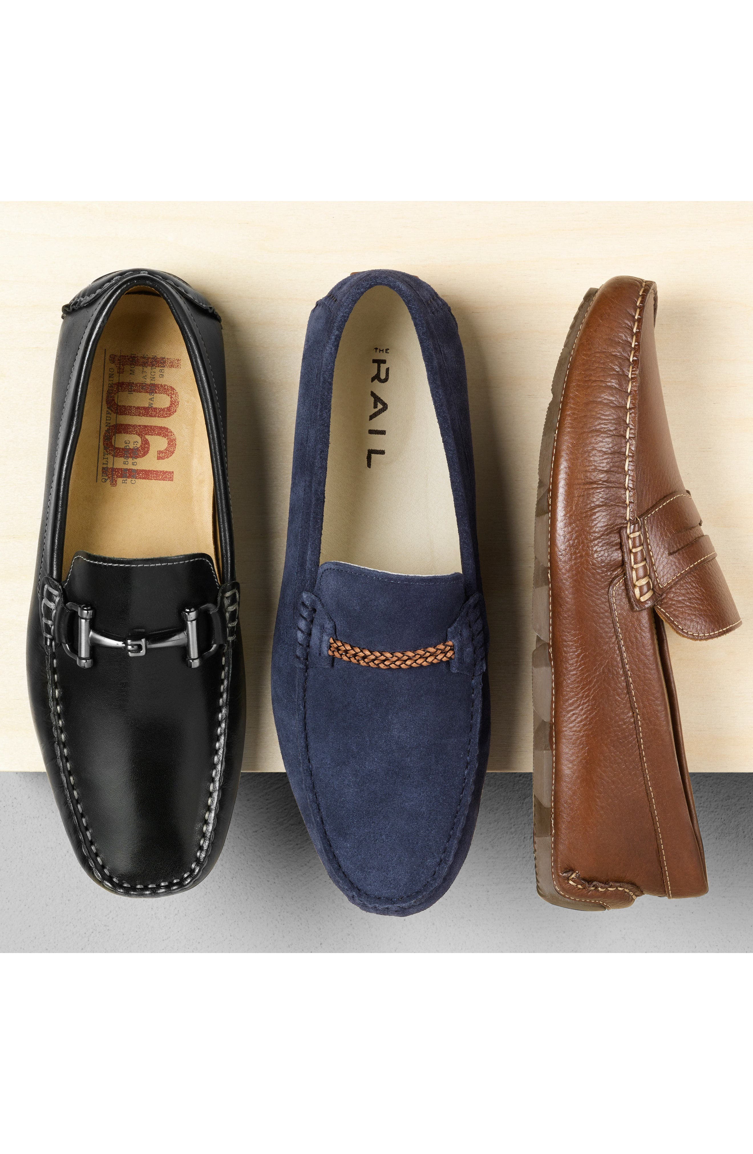 'Bermuda' Penny Loafer,                             Alternate thumbnail 7, color,