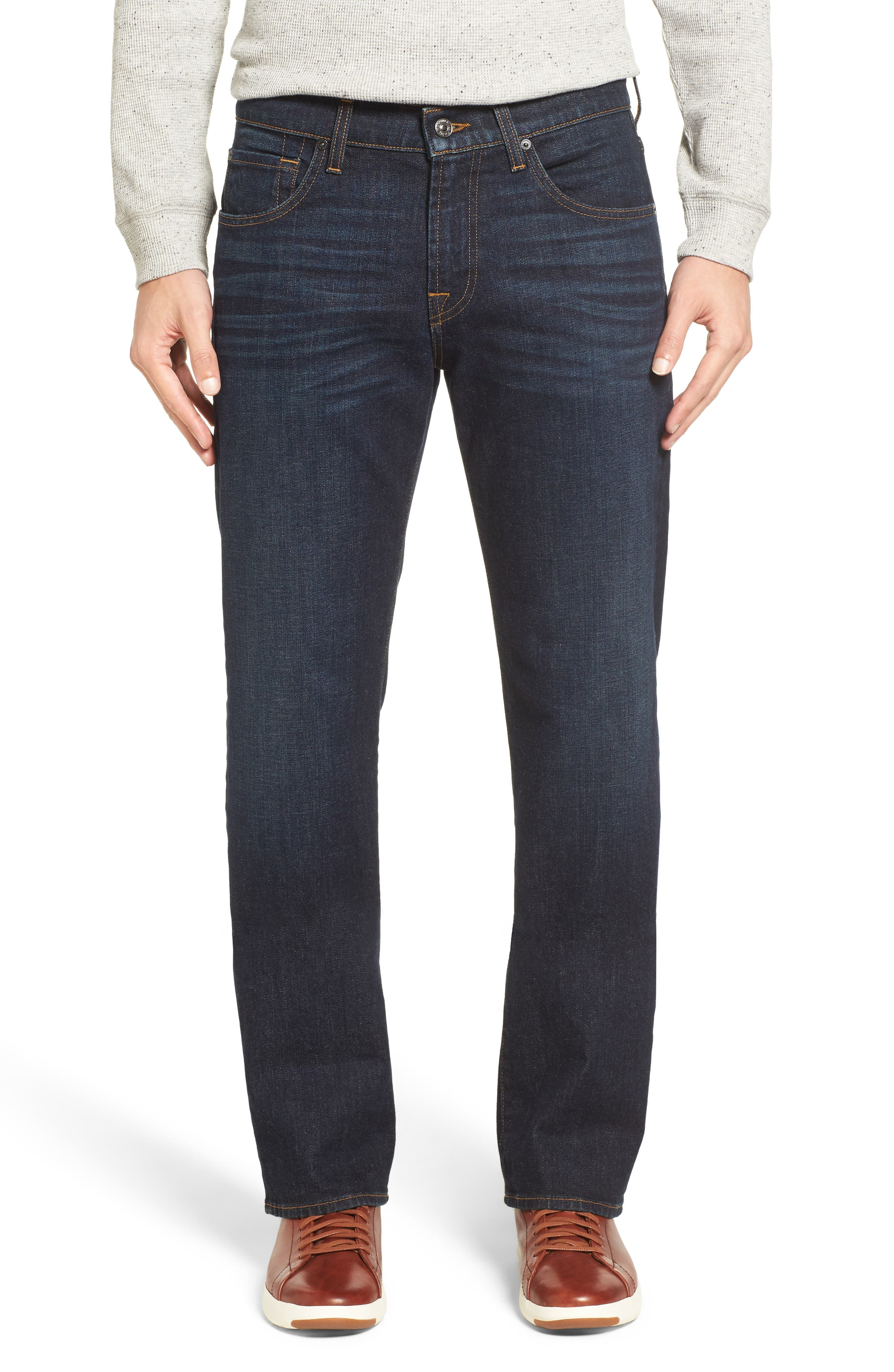 Main Image - 7 For All Mankind® Austyn Relaxed Fit Jeans (Pike)