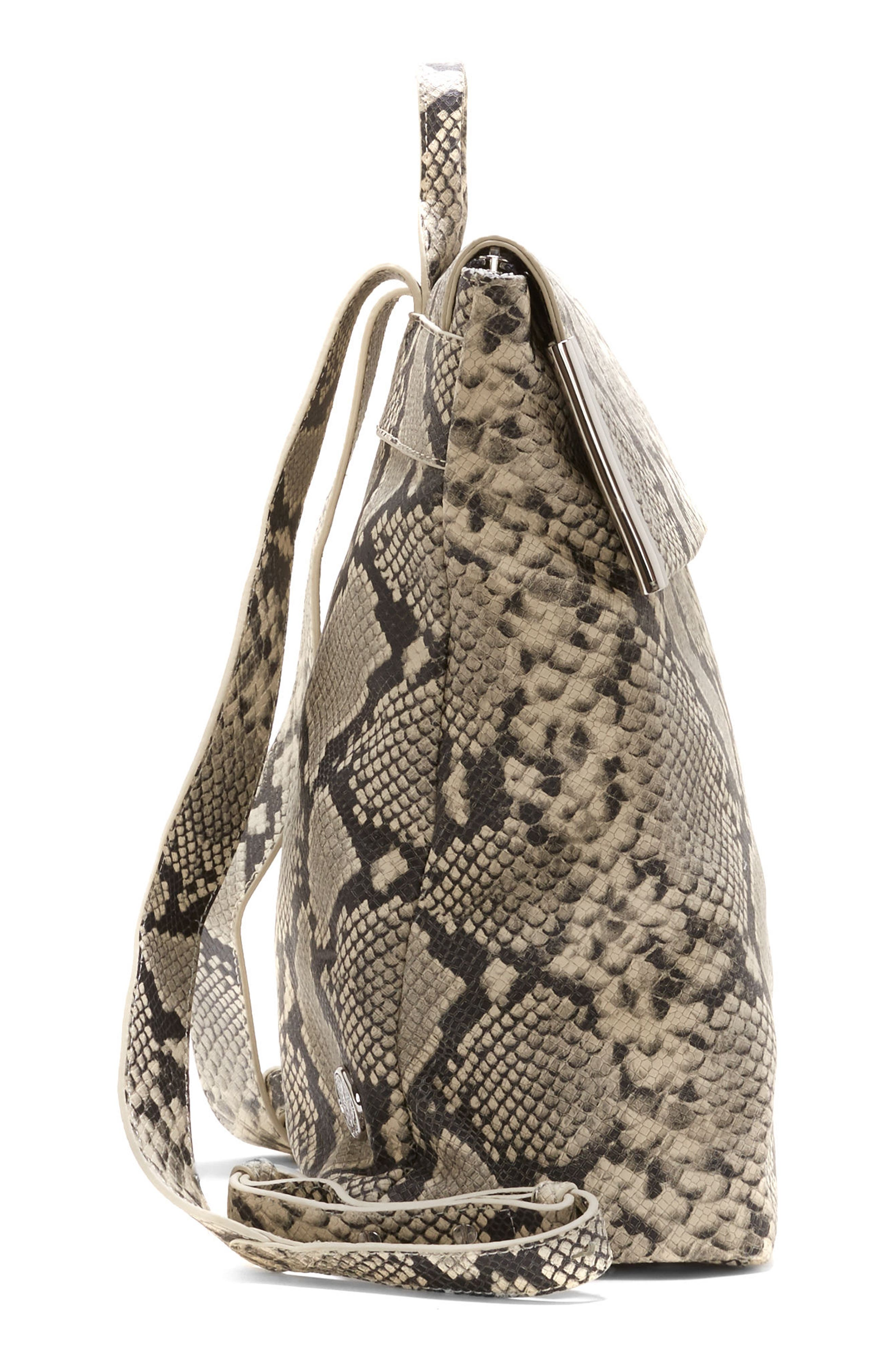 Alternate Image 4  - Vince Camuto Tina Leather Backpack
