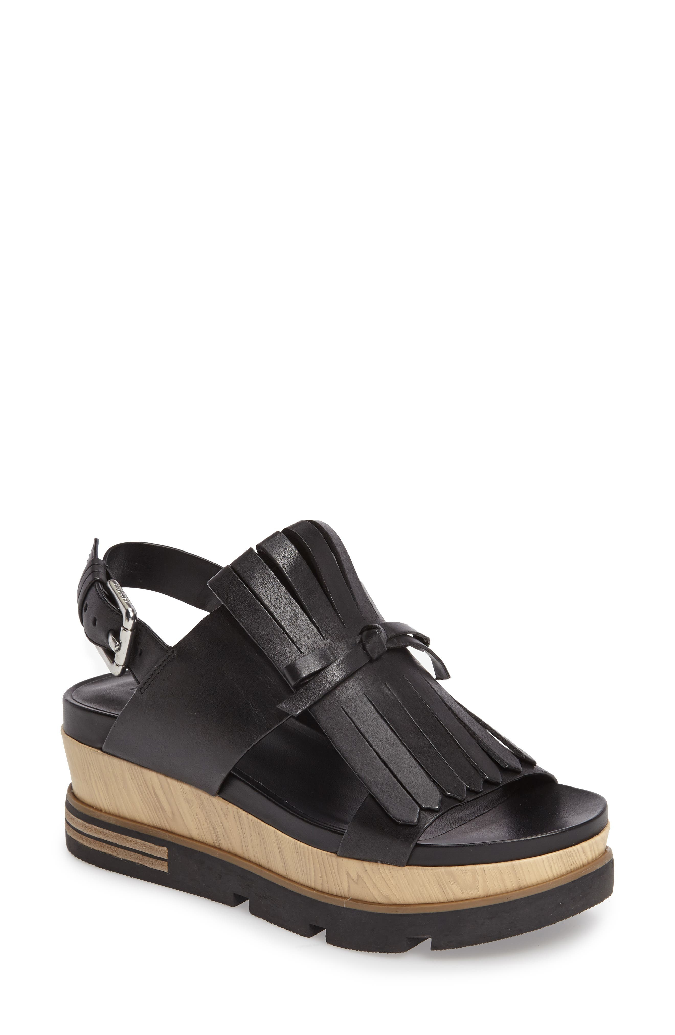 Alternate Image 1 Selected - Rudsak Regina Platform Sandal (Women)