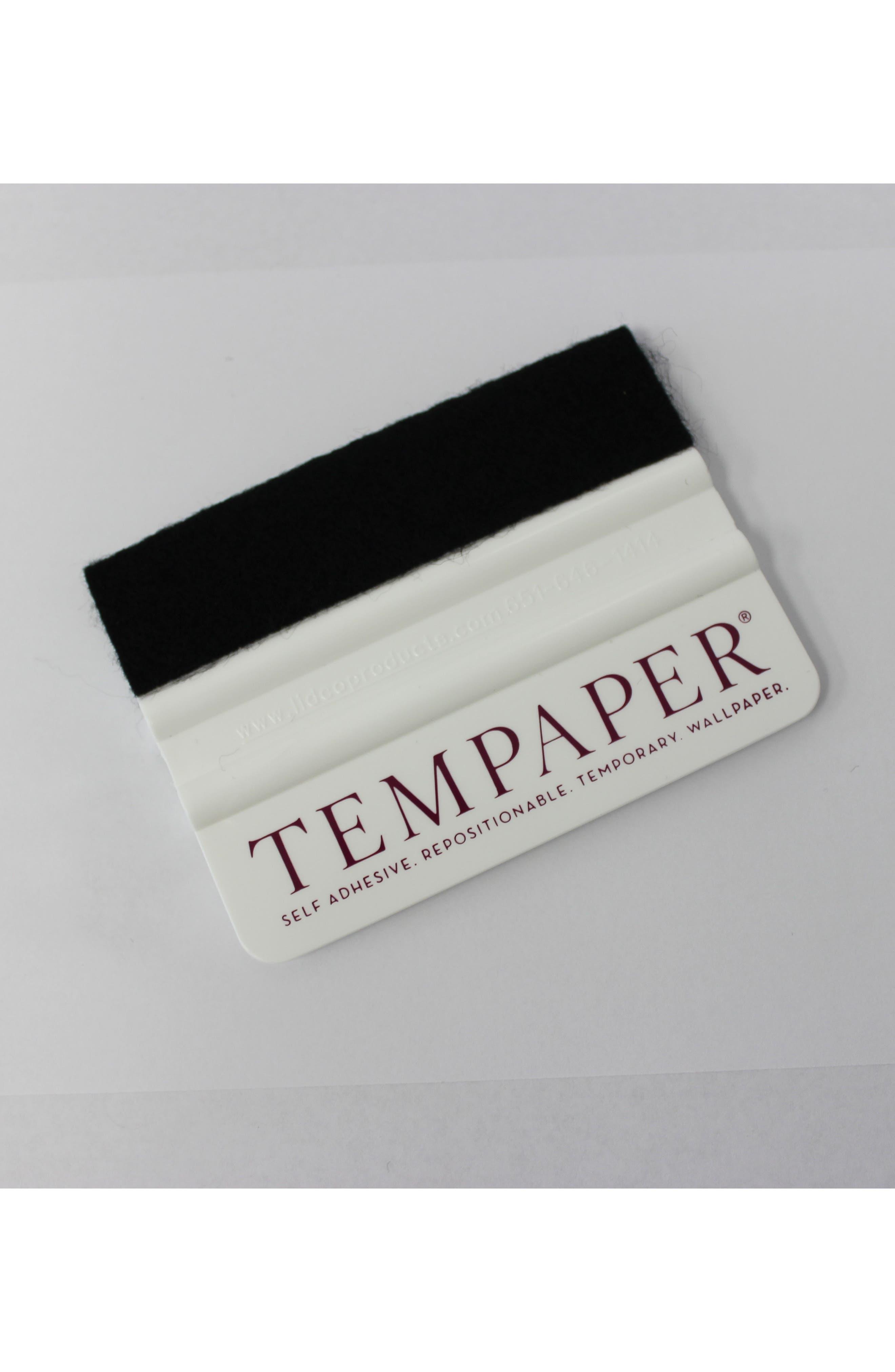 Alternate Image 3  - Tempaper Grasscloth Self-Adhesive Vinyl Wallpaper