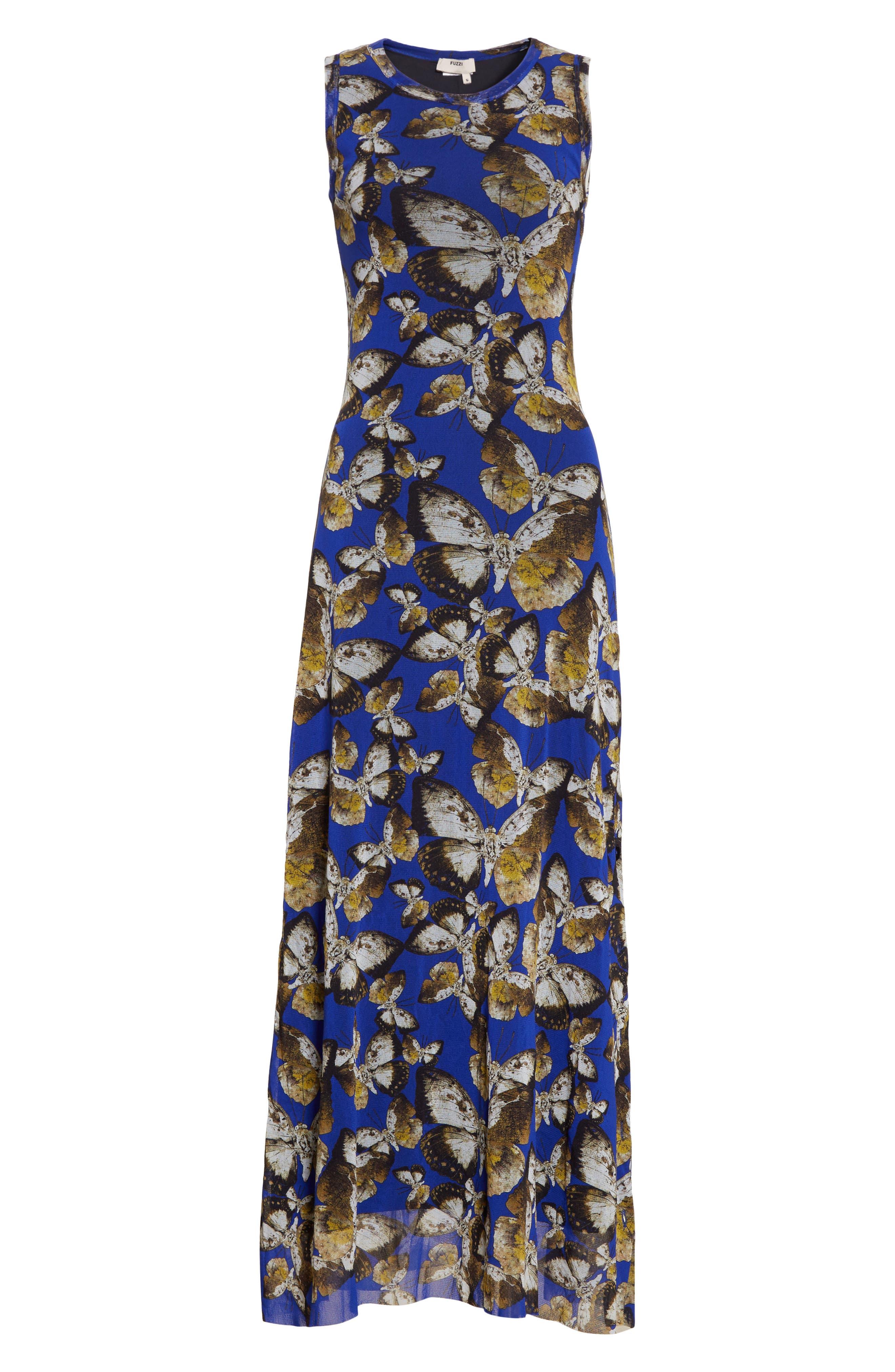 Alternate Image 4  - Fuzzi Tulle Maxi Dress