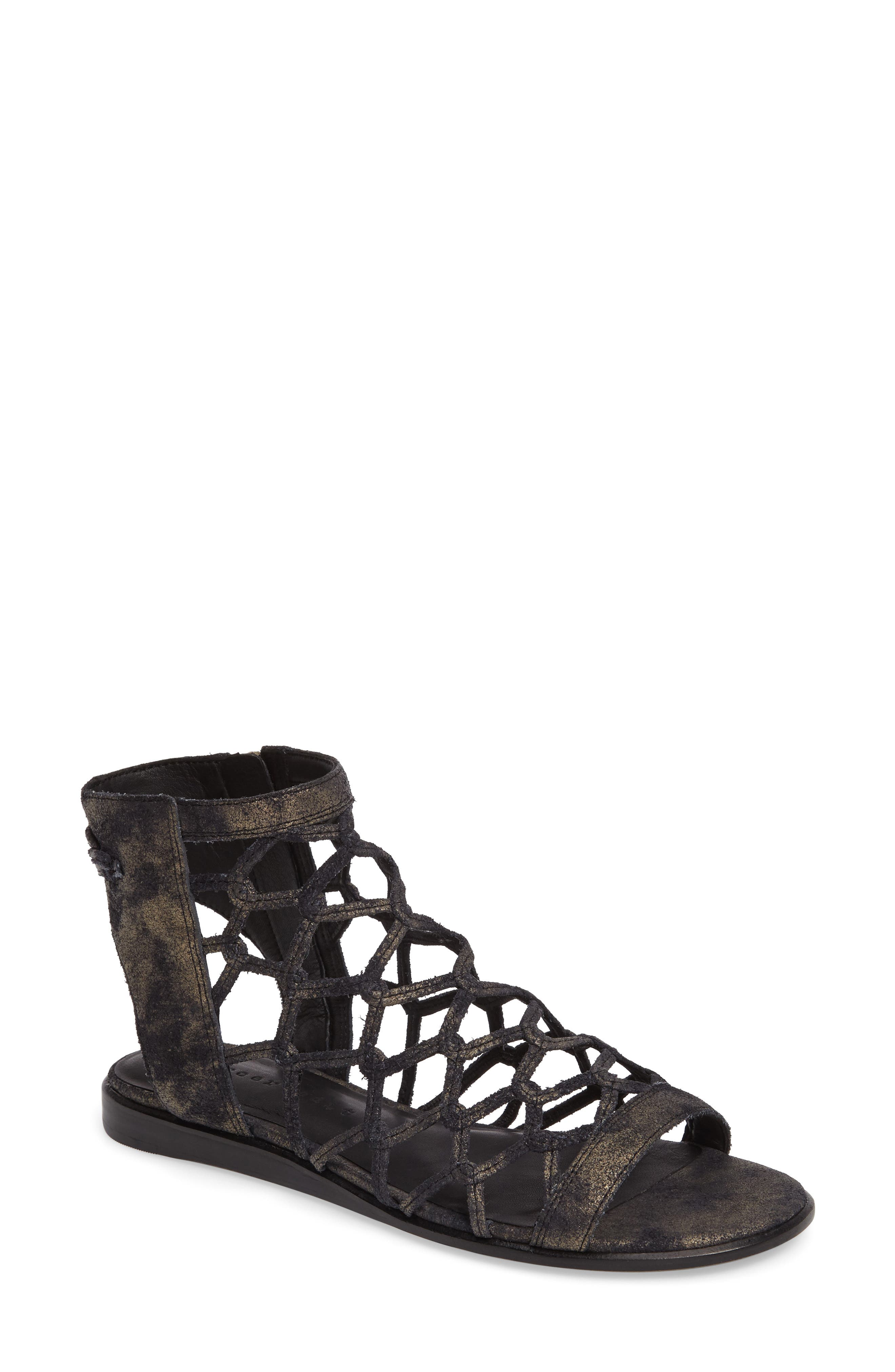 Mercer Edit Ybother Cage Sandal (Women)
