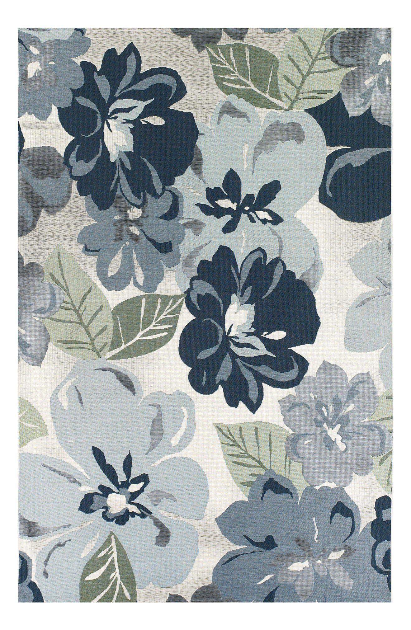 Novella Indoor/Outdoor Rug,                         Main,                         color, Grey