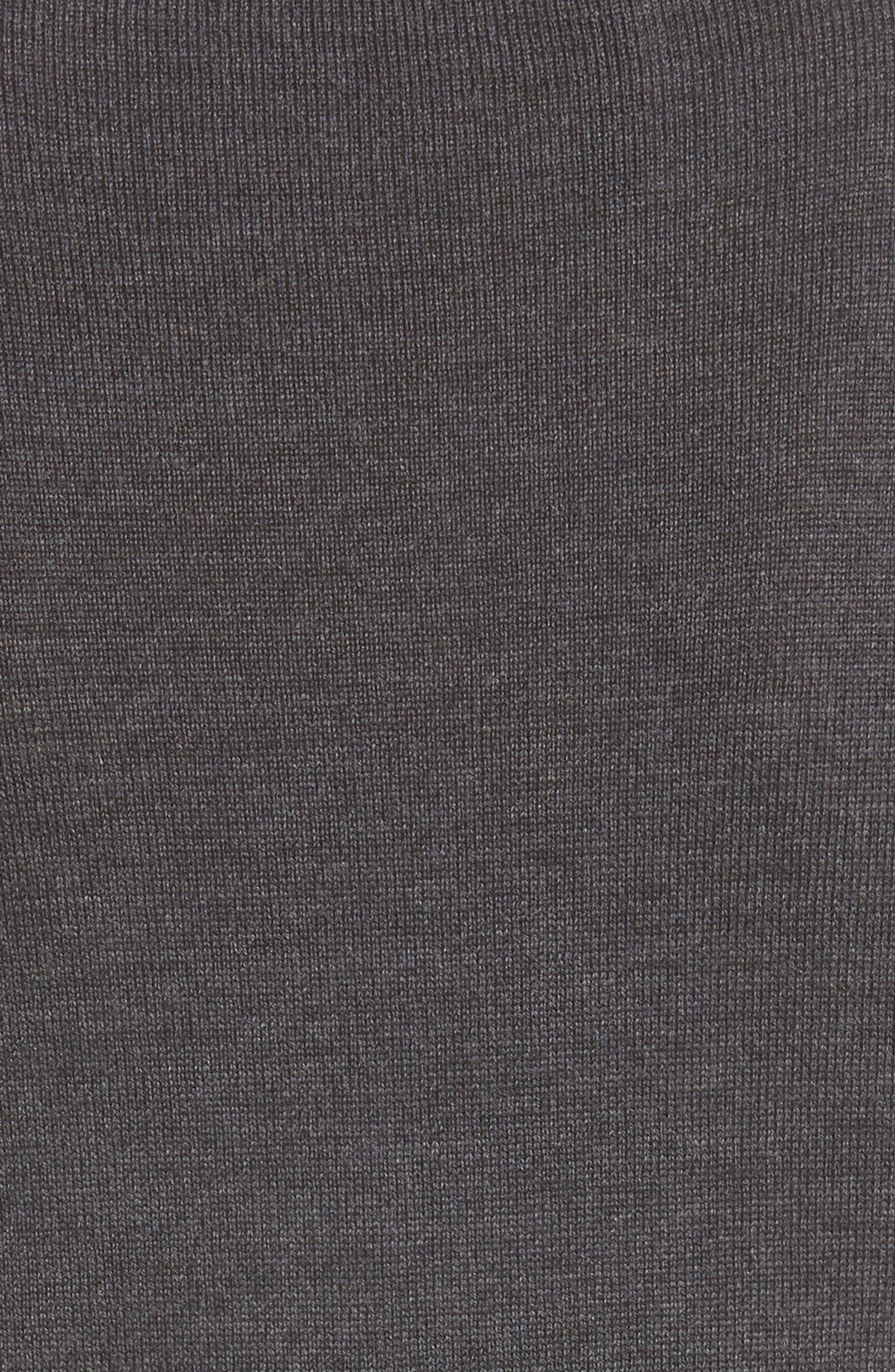 Alternate Image 3  - Fuzzi Cutout Merino Wool Sweater