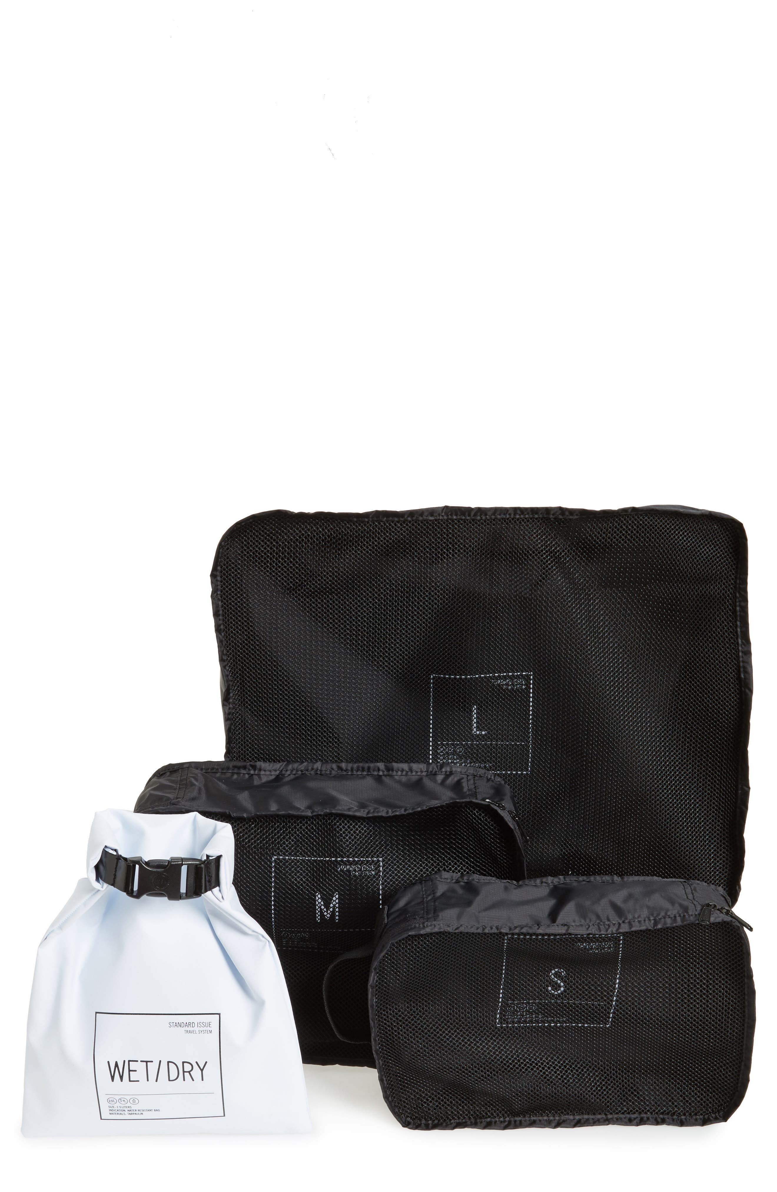 Standard Issue Travel System,                             Main thumbnail 1, color,                             Black