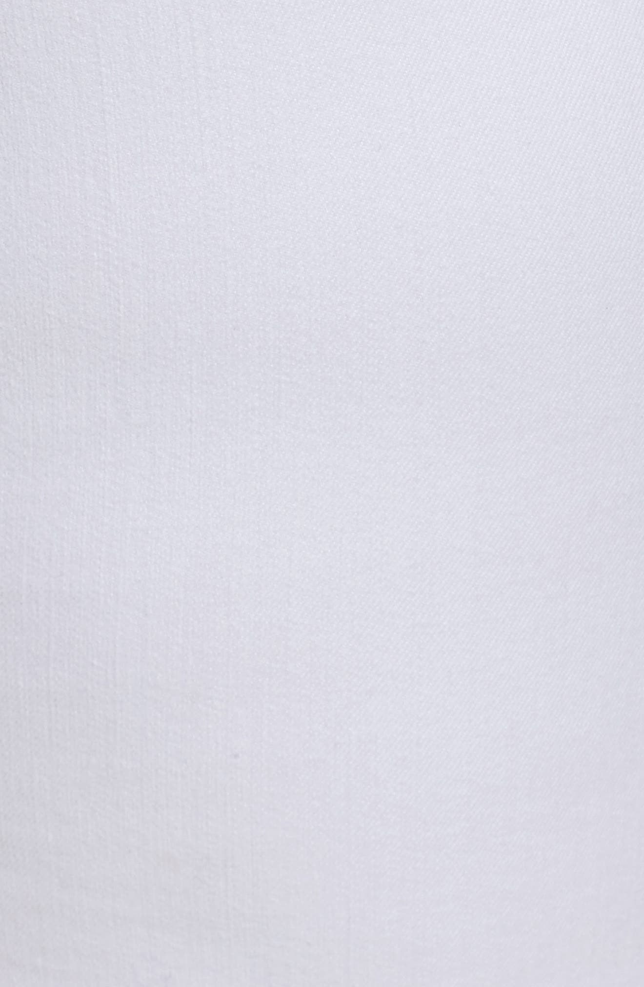 Alternate Image 5  - Lucky Brand Reese Ripped Boyfriend Jeans (Rockville) (Plus Size)