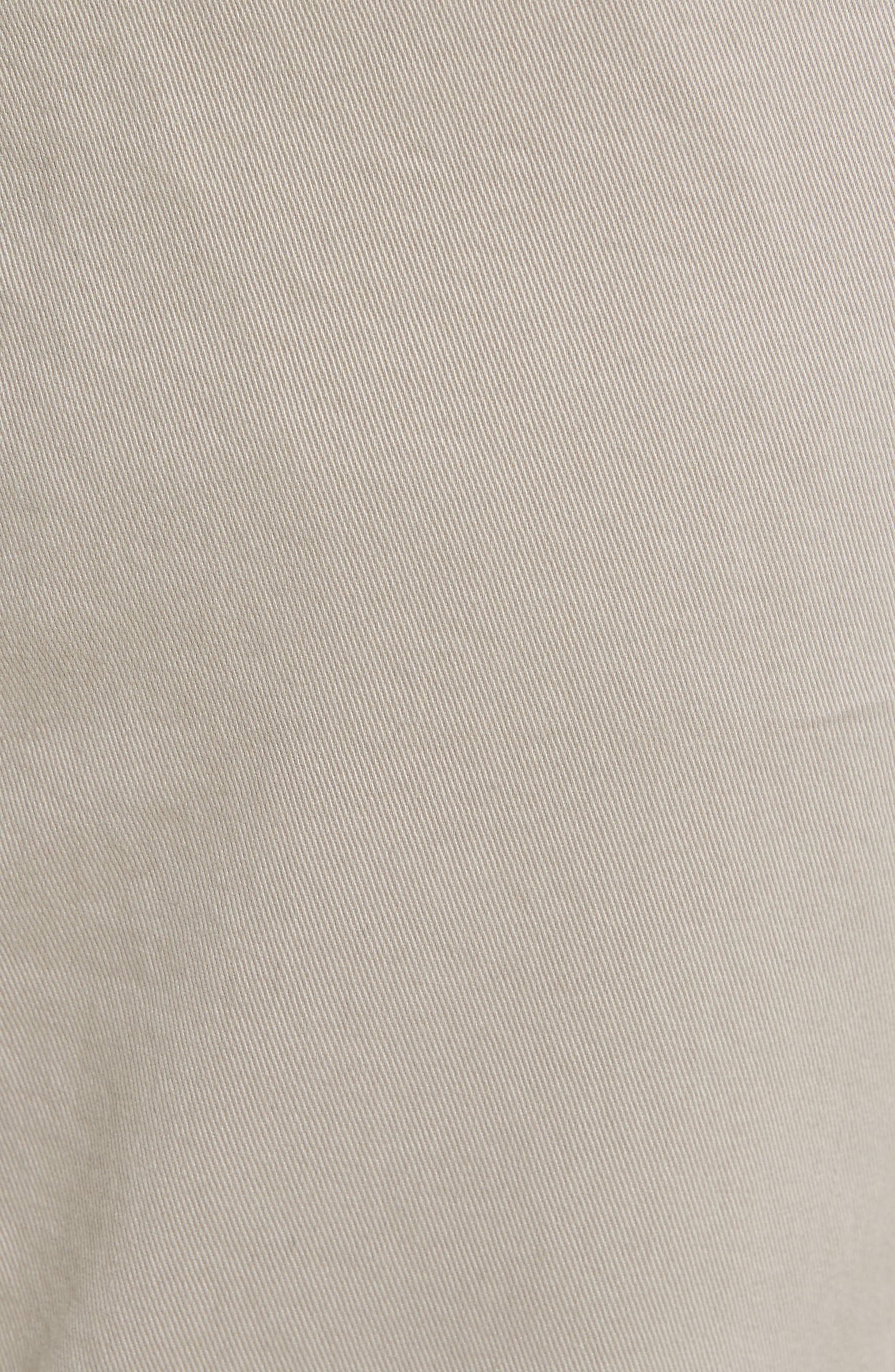 Lennox Skinny Fit Pants,                             Alternate thumbnail 5, color,                             Grey Coast