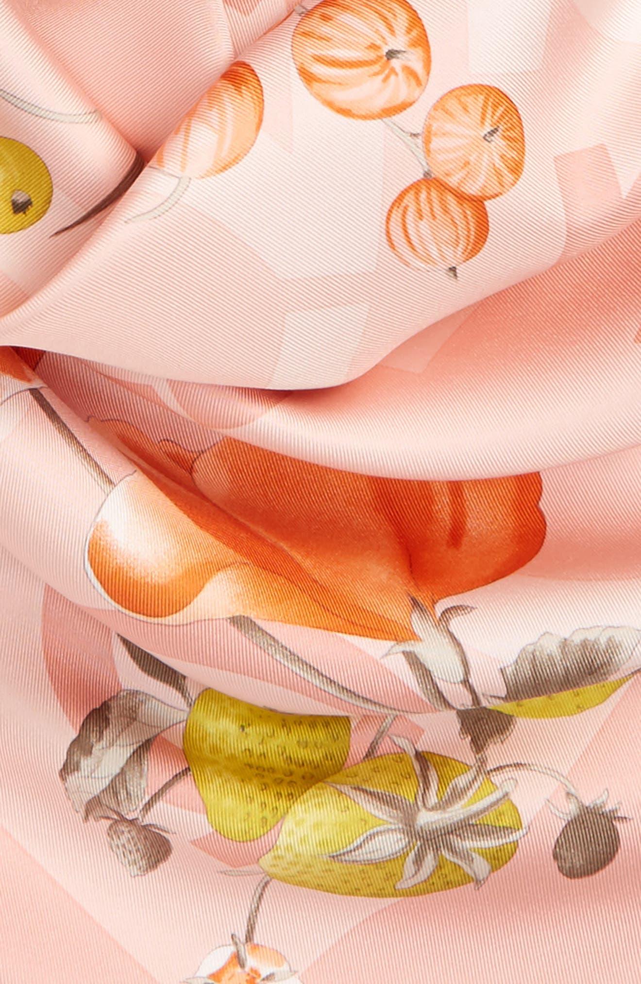 Alternate Image 3  - Salvatore Ferragamo Silk Scarf