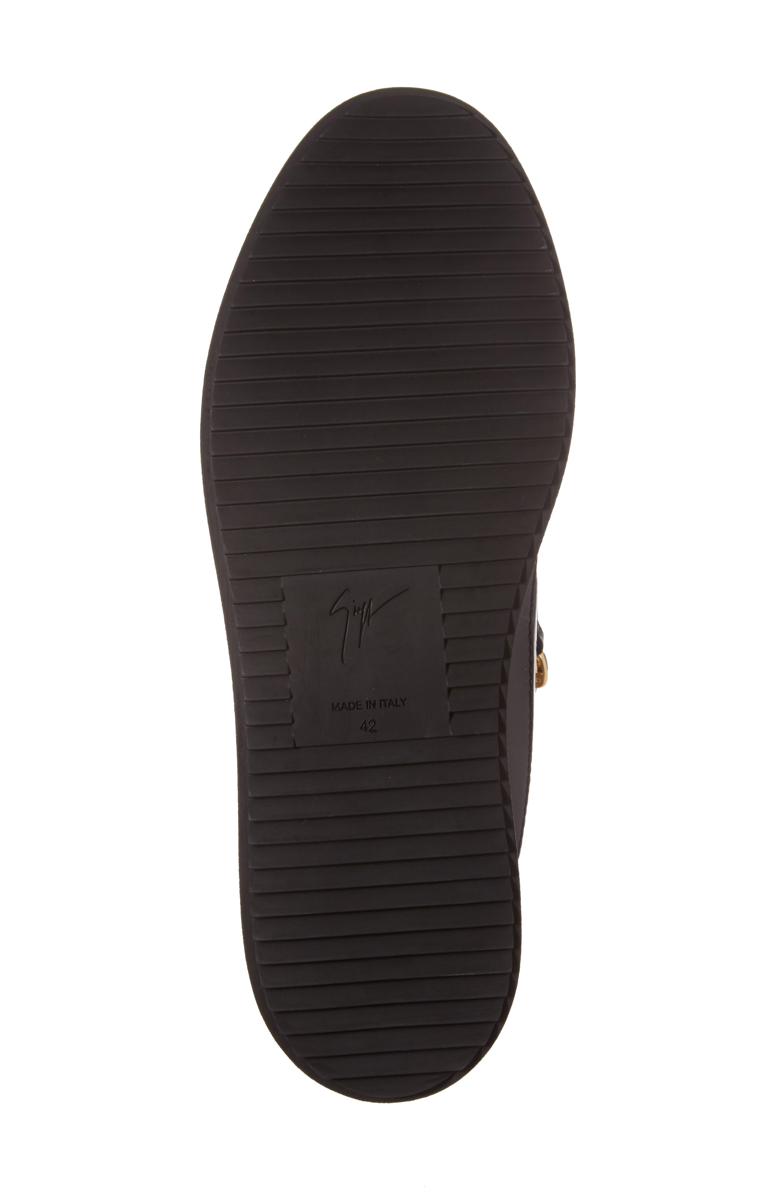 Alternate Image 6  - Giuseppe Zanotti Low Top Sneaker (Men)