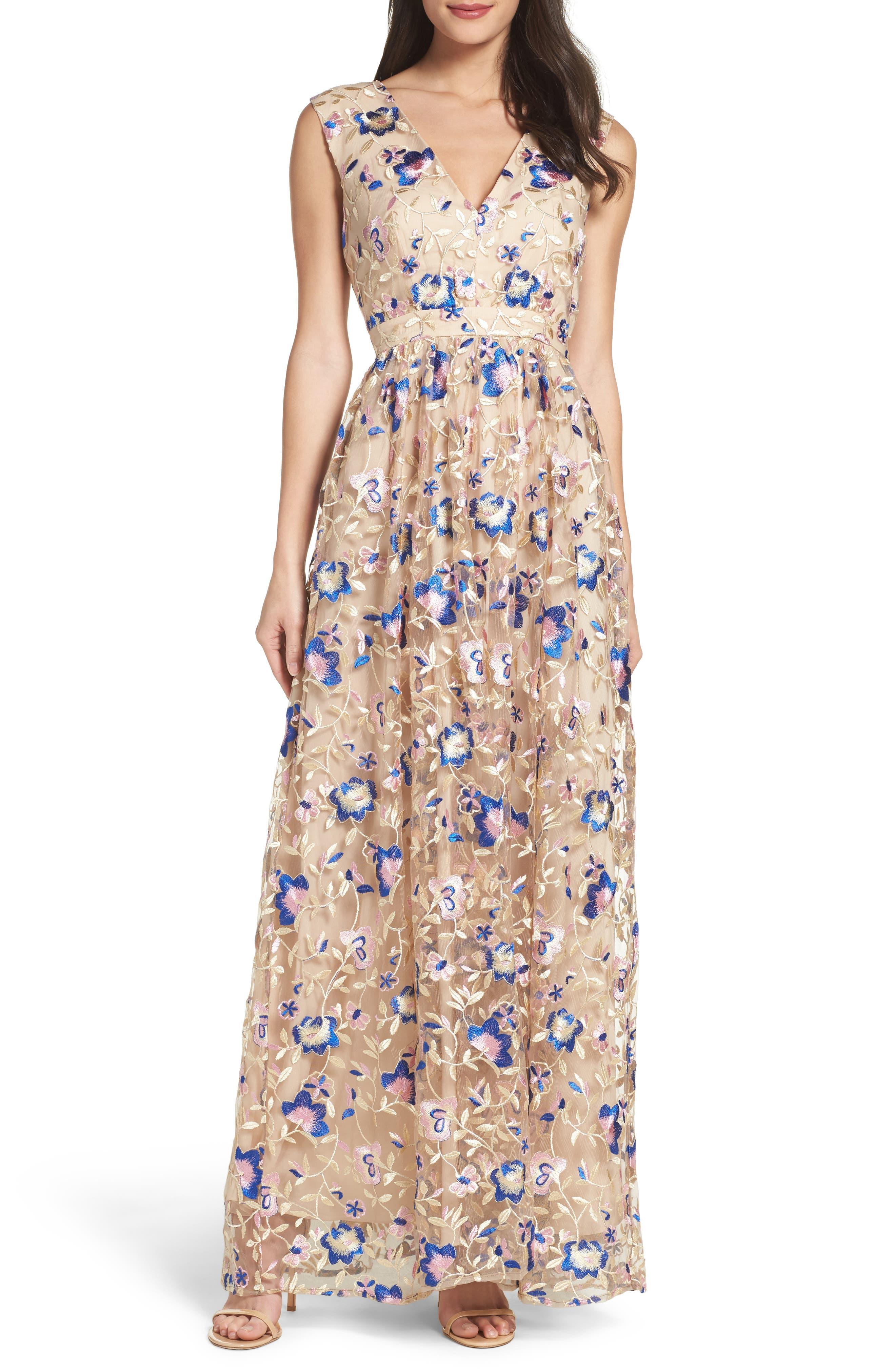 True Decadence by Glamorous Lace Maxi Dress