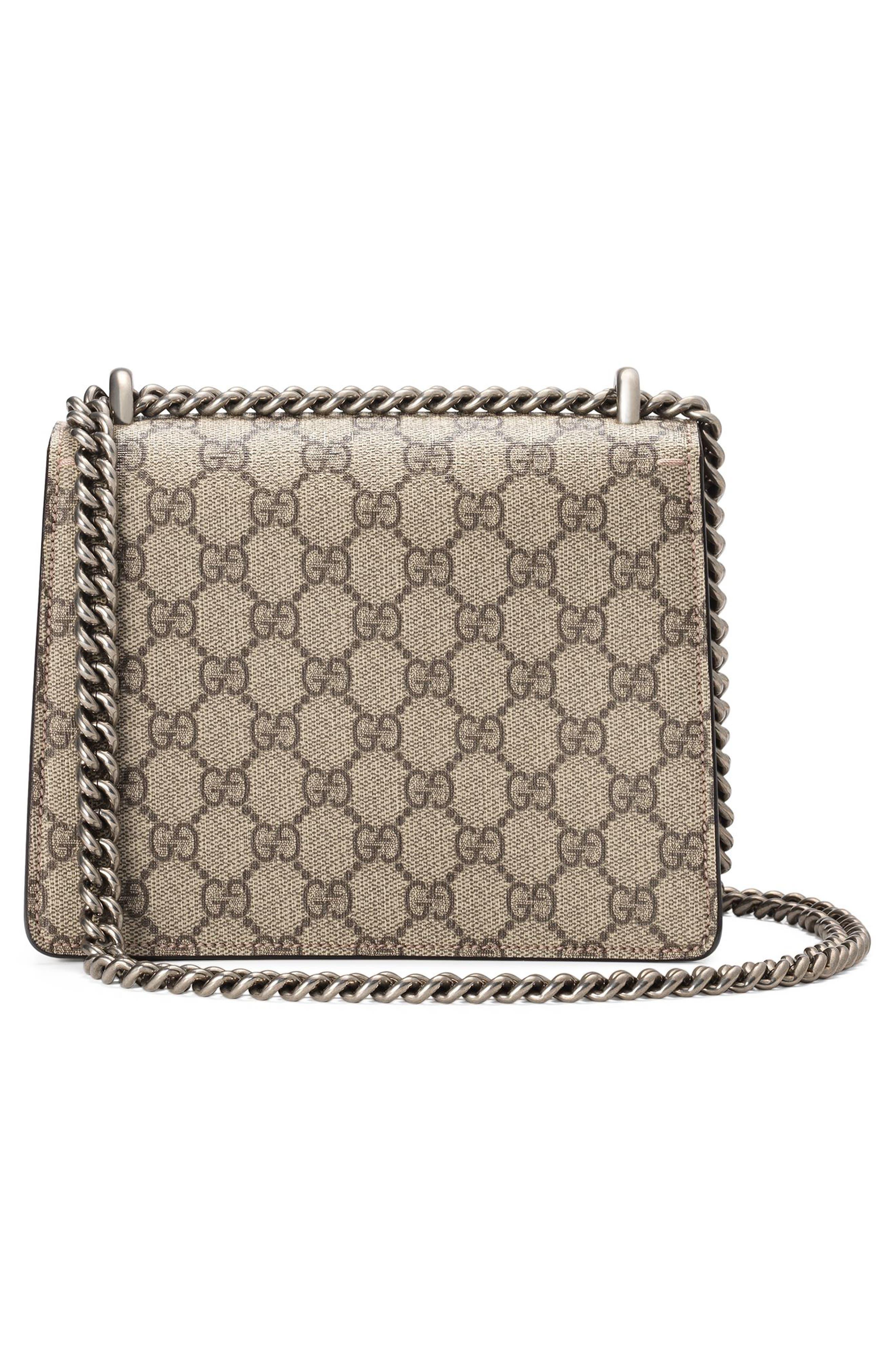 Alternate Image 2  - Gucci Mini Dionysus GG Supreme Shoulder Bag