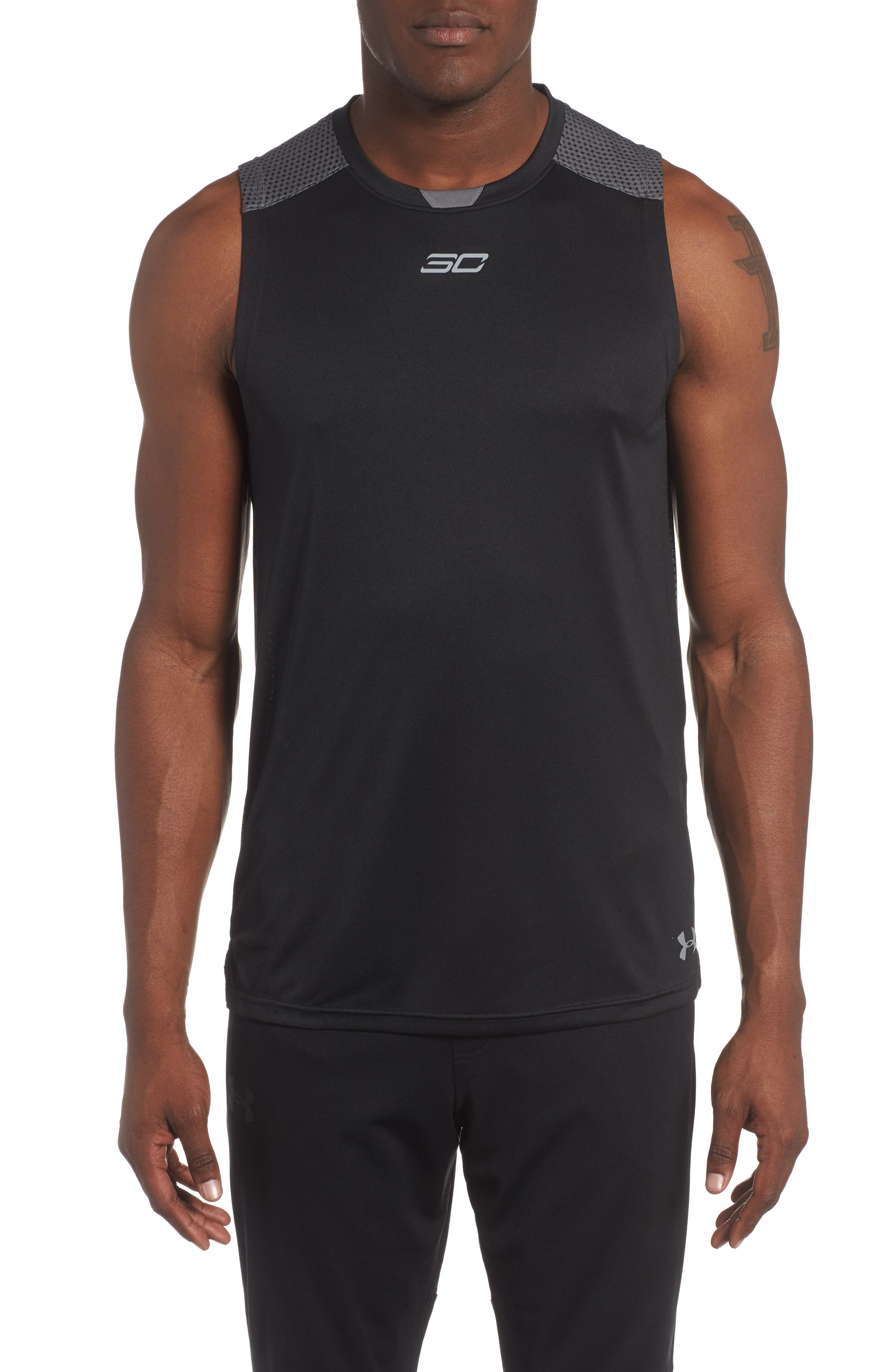 Alternate Image 1 Selected - Under Armour SC30 Hyper30nic Tank