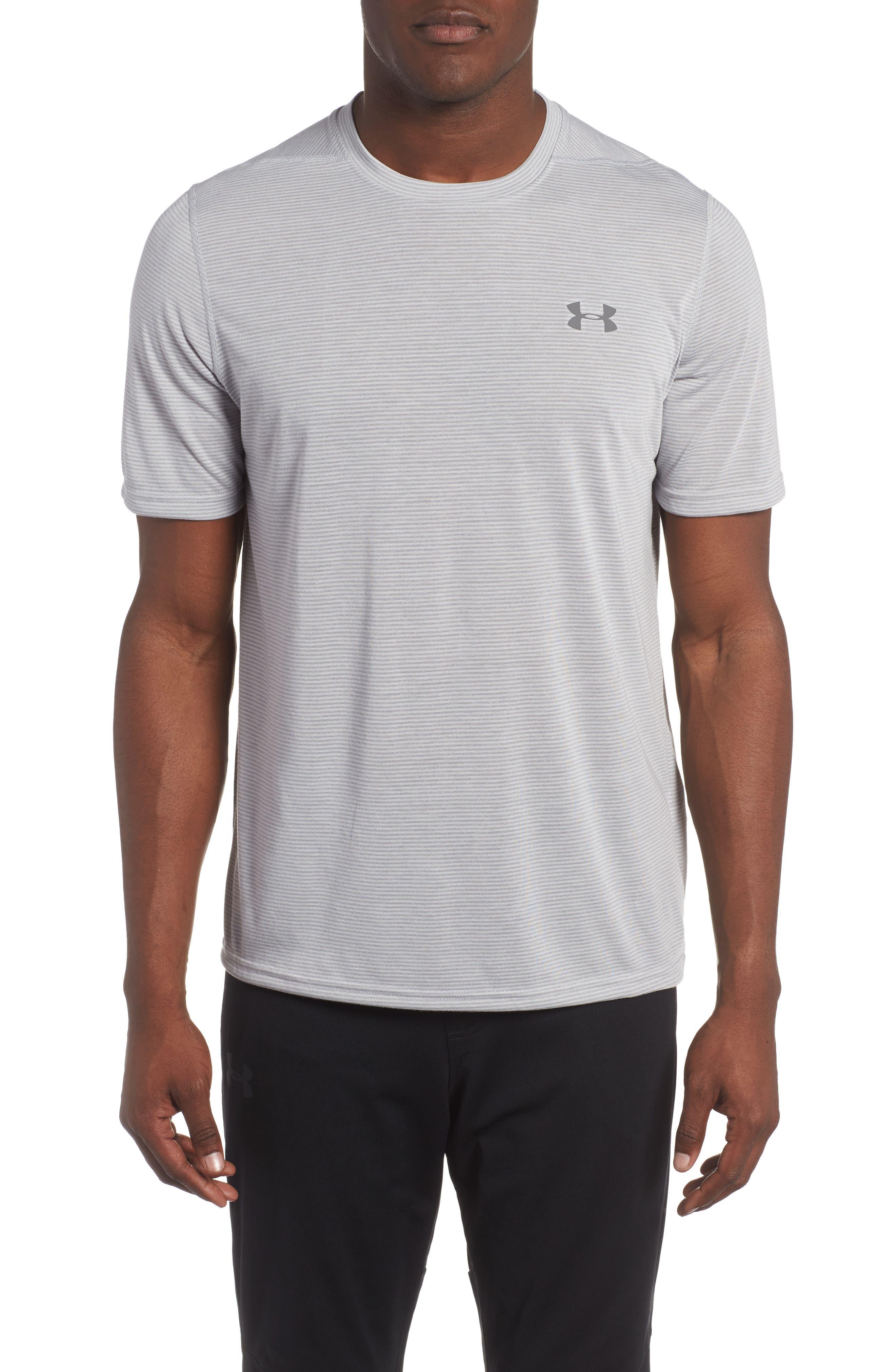 Main Image - Under Armour Threadborne Siro Regular Fit T-Shirt