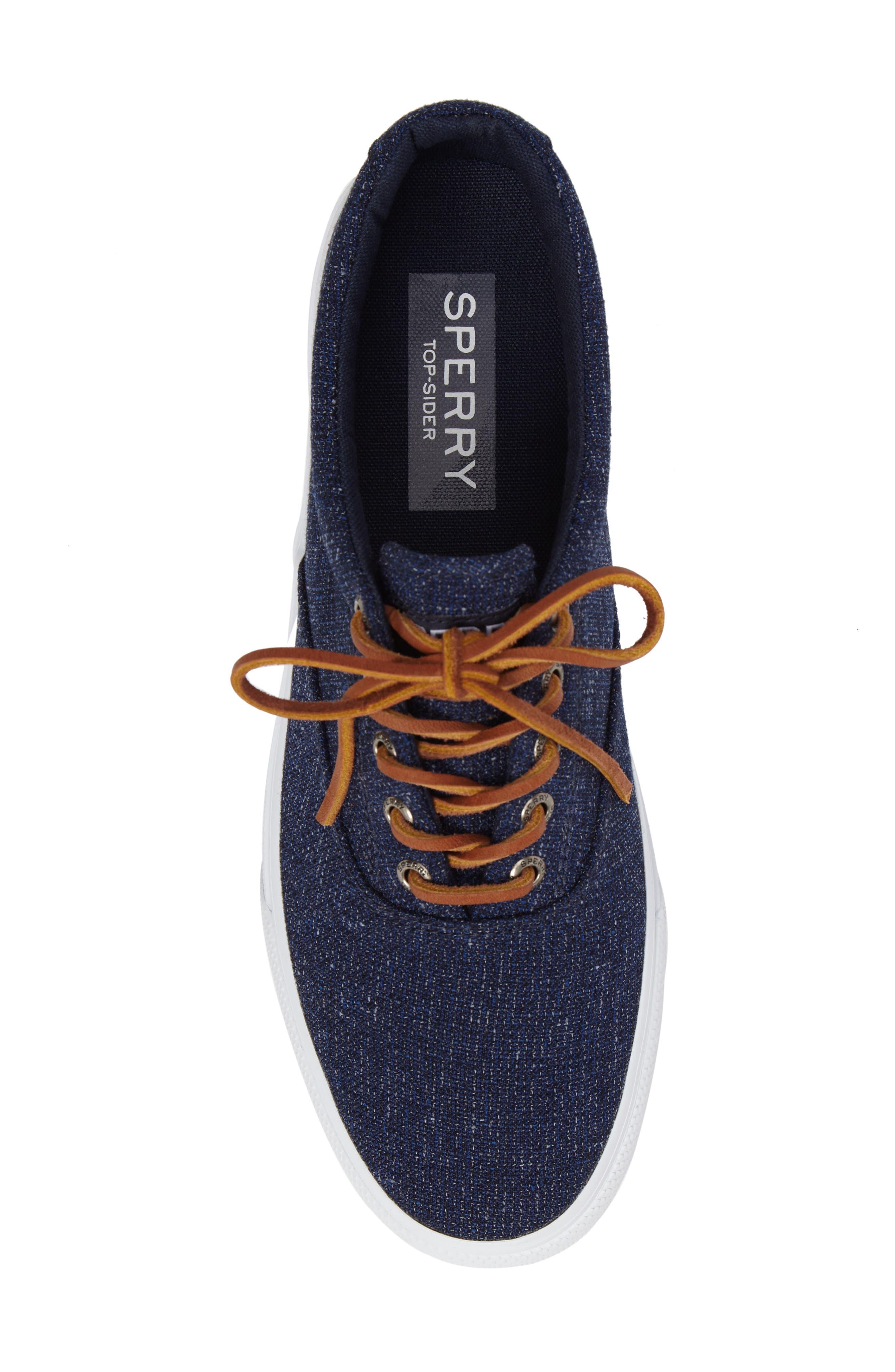 'Striper LL' Sneaker,                             Alternate thumbnail 5, color,                             Navy