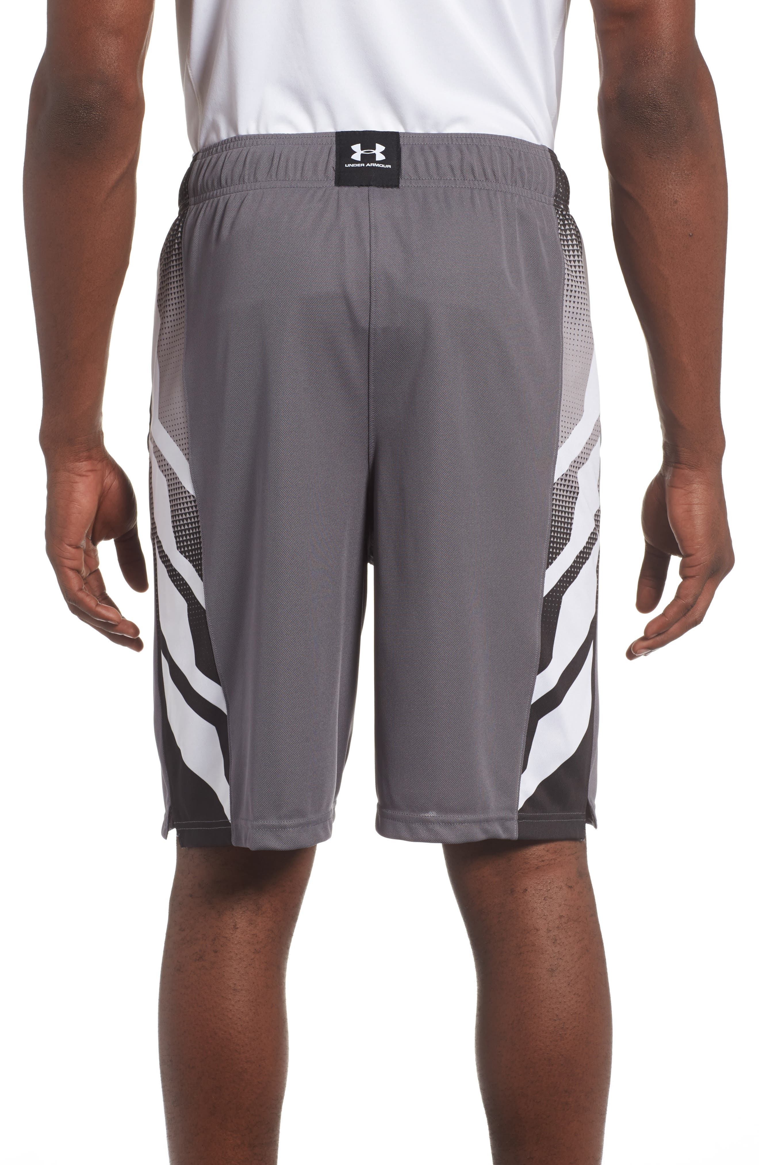 Alternate Image 2  - Under Armour Select Basketball Shorts