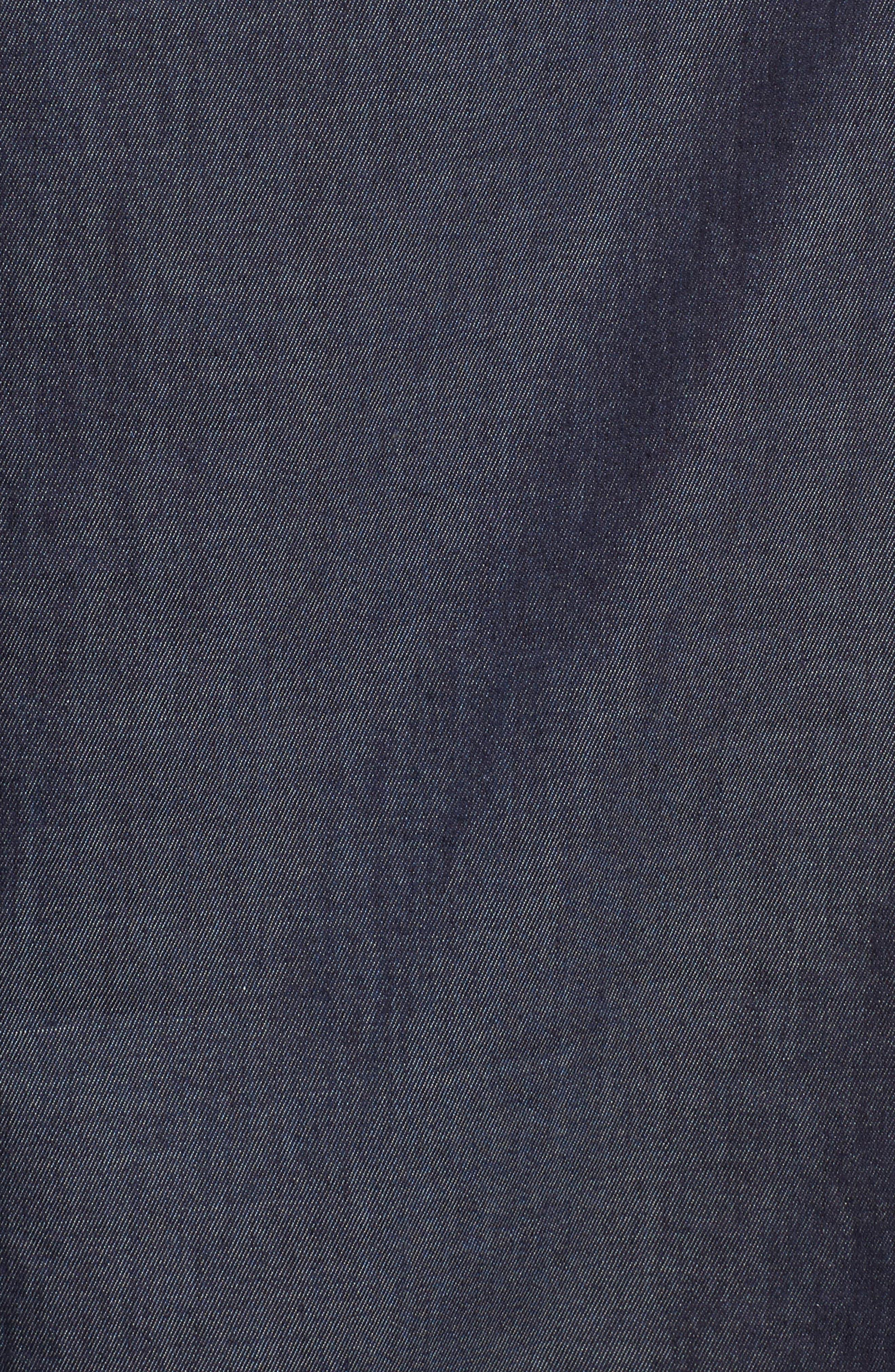 Alternate Image 4  - McGuire Cassia One Shoulder Cotton Tank