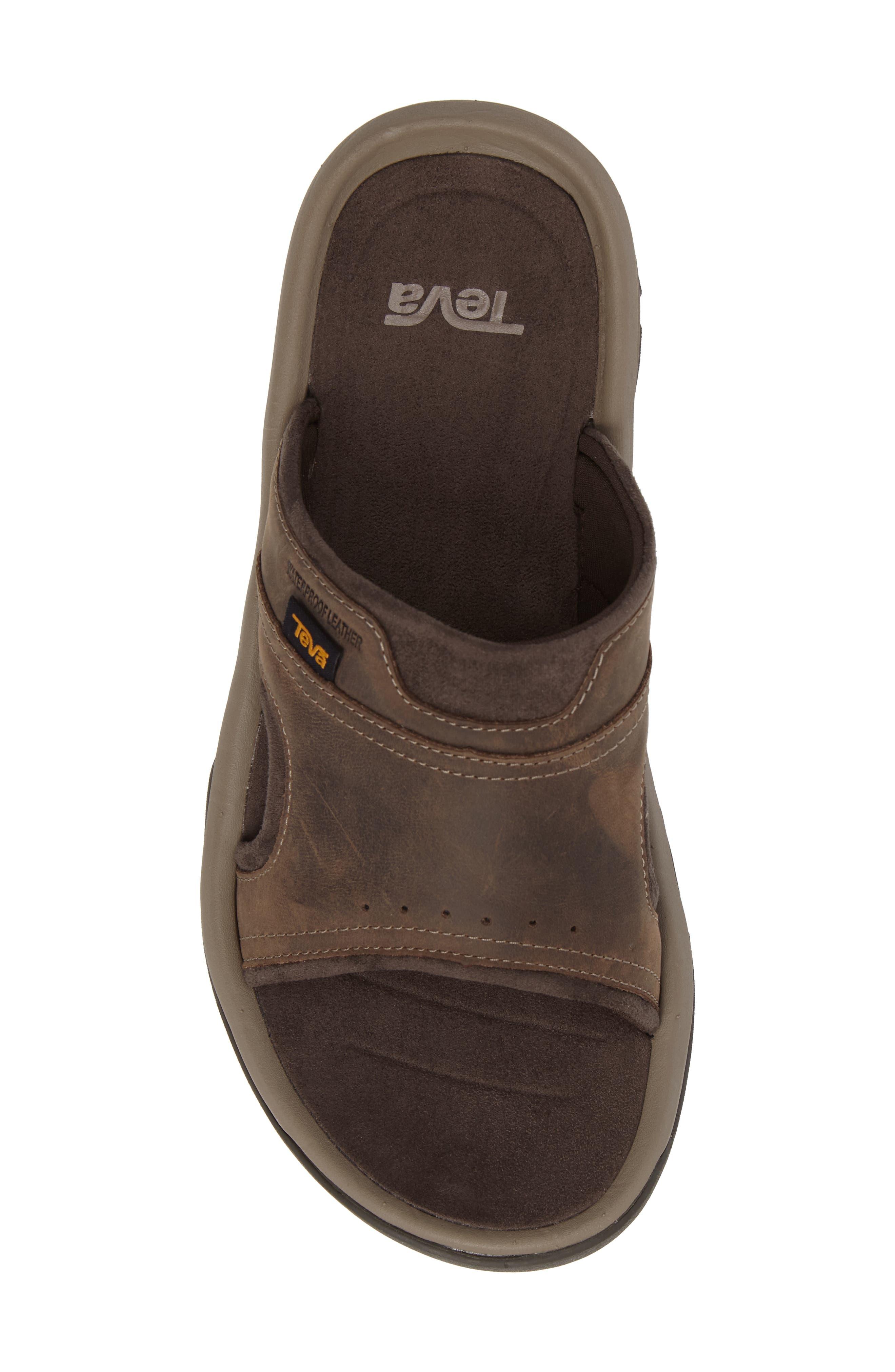 Alternate Image 5  - Teva Langdon Slide Sandal (Men)