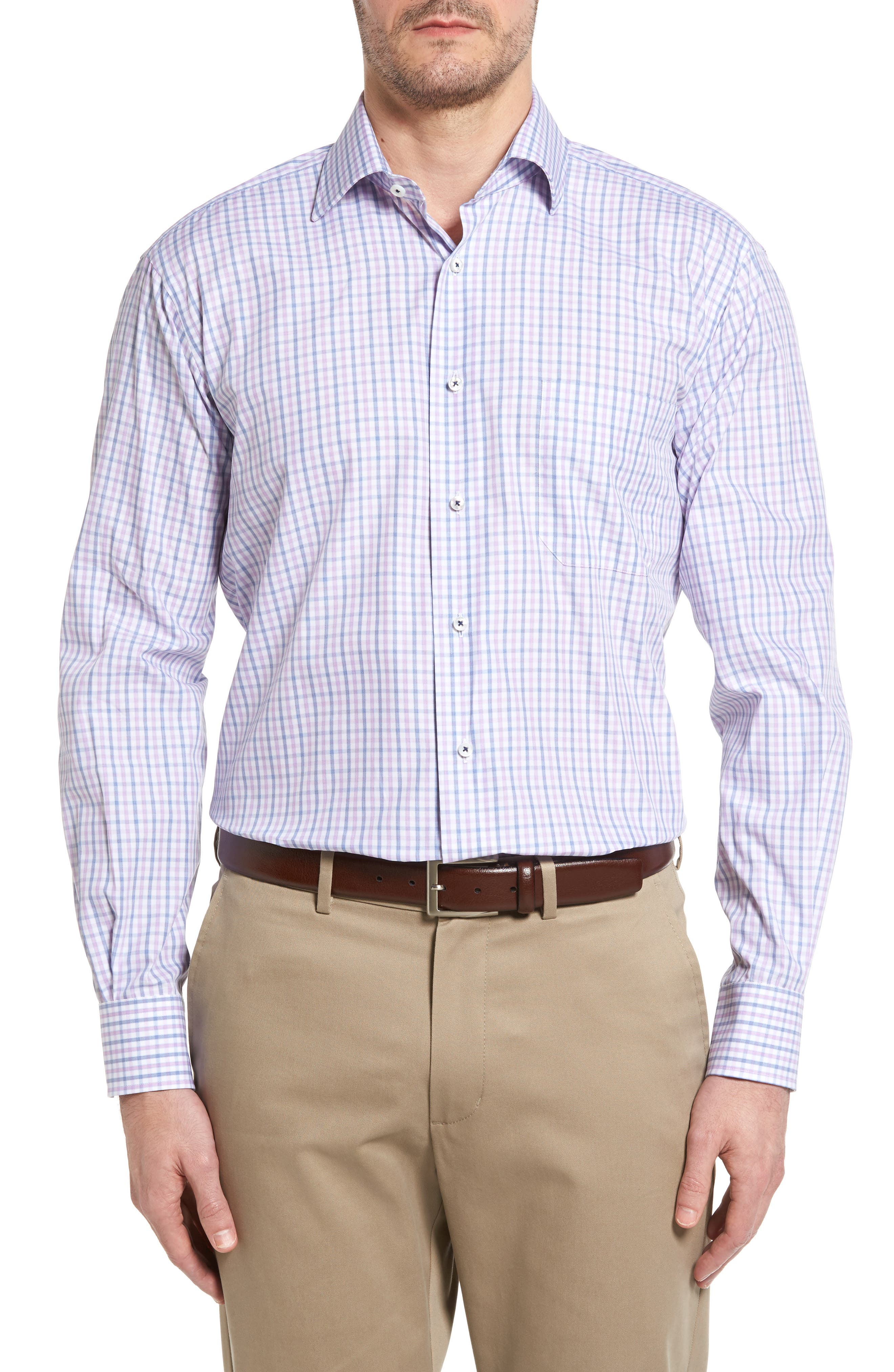Main Image - Robert Talbott Estate Classic Fit Sport Shirt