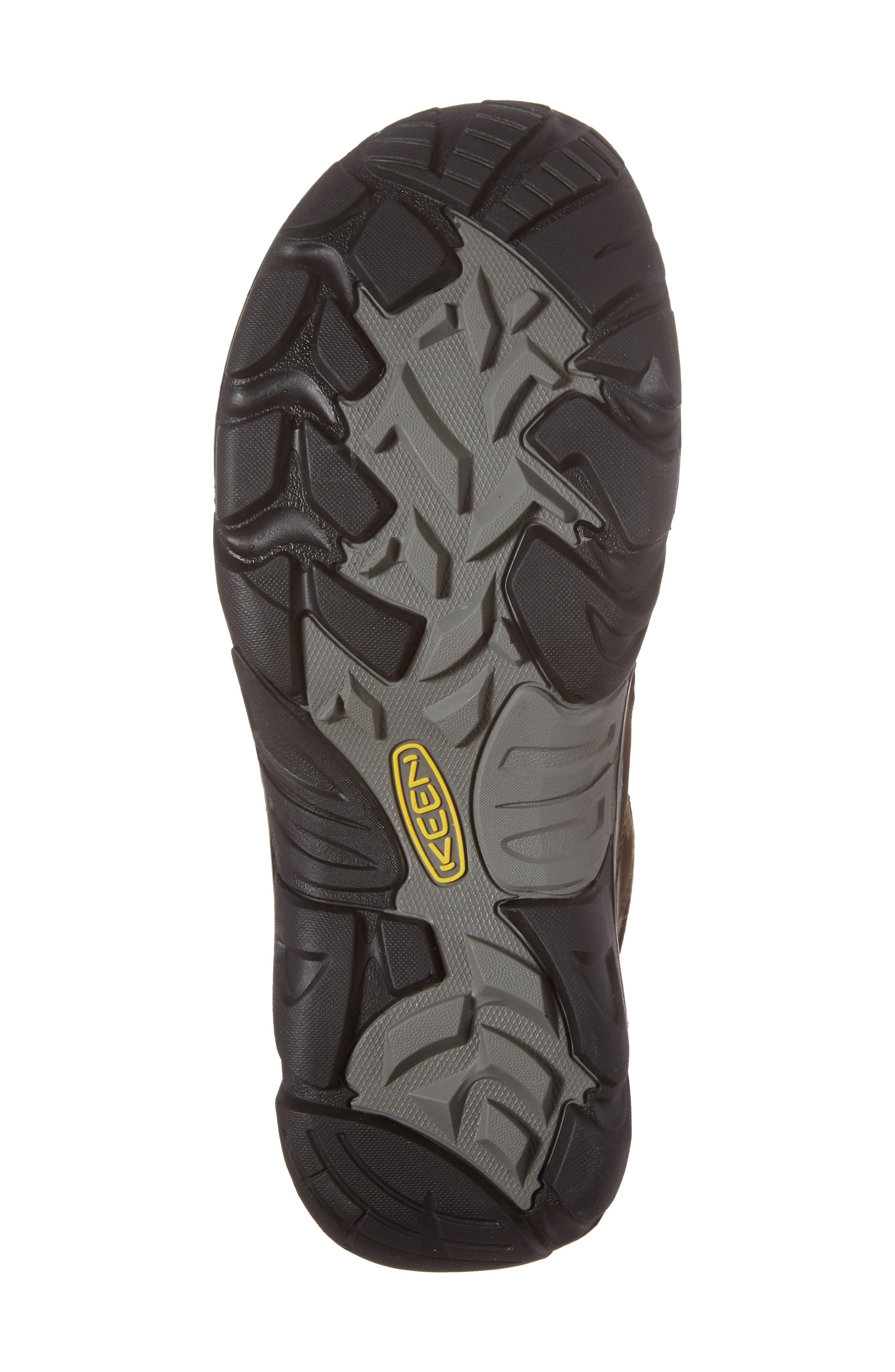 Alternate Image 6  - Keen Durand Mid Waterproof Hiking Boot (Men)