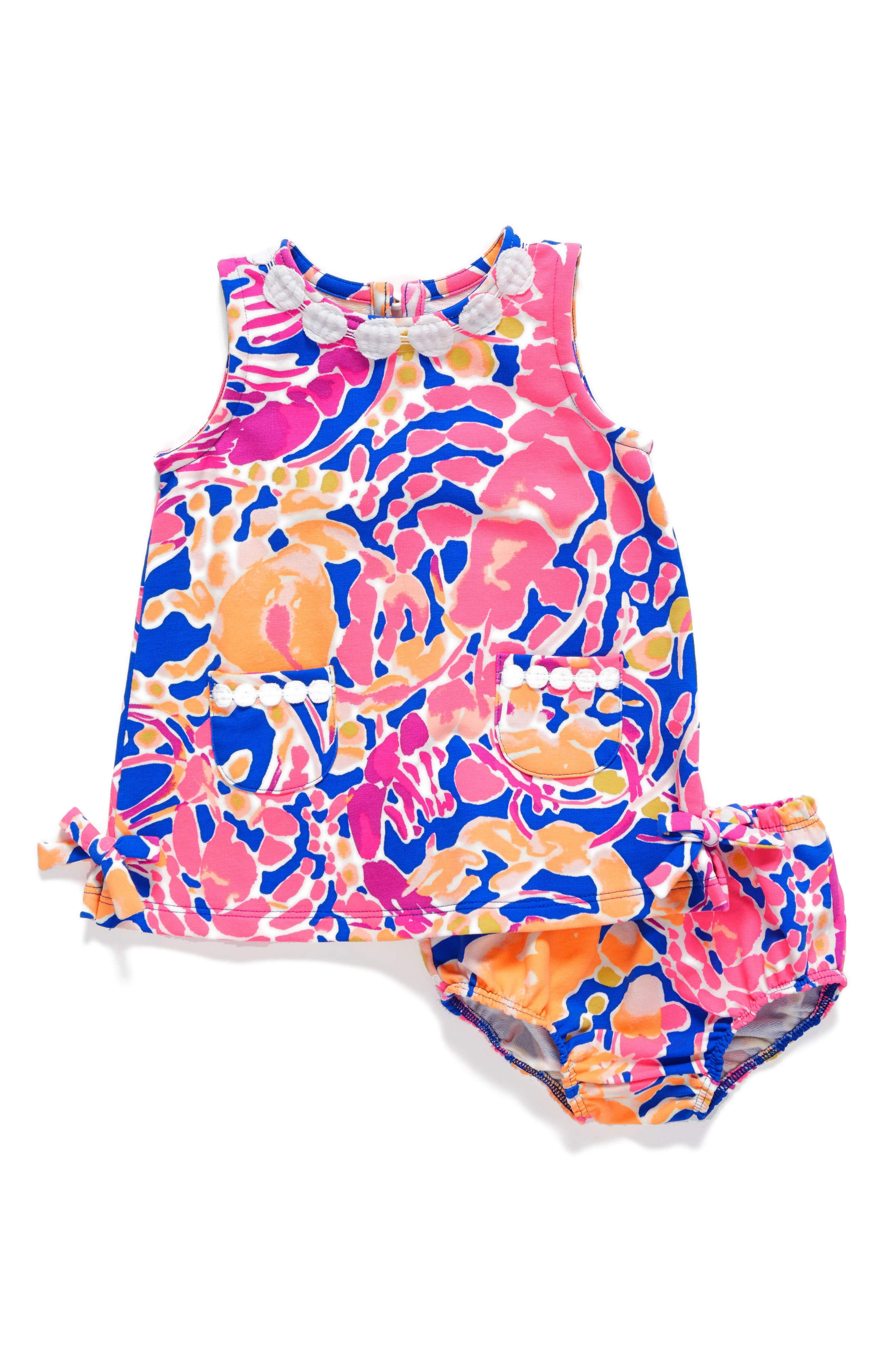 Lilly Pulitzer Lilly Shift Dress Baby Girls