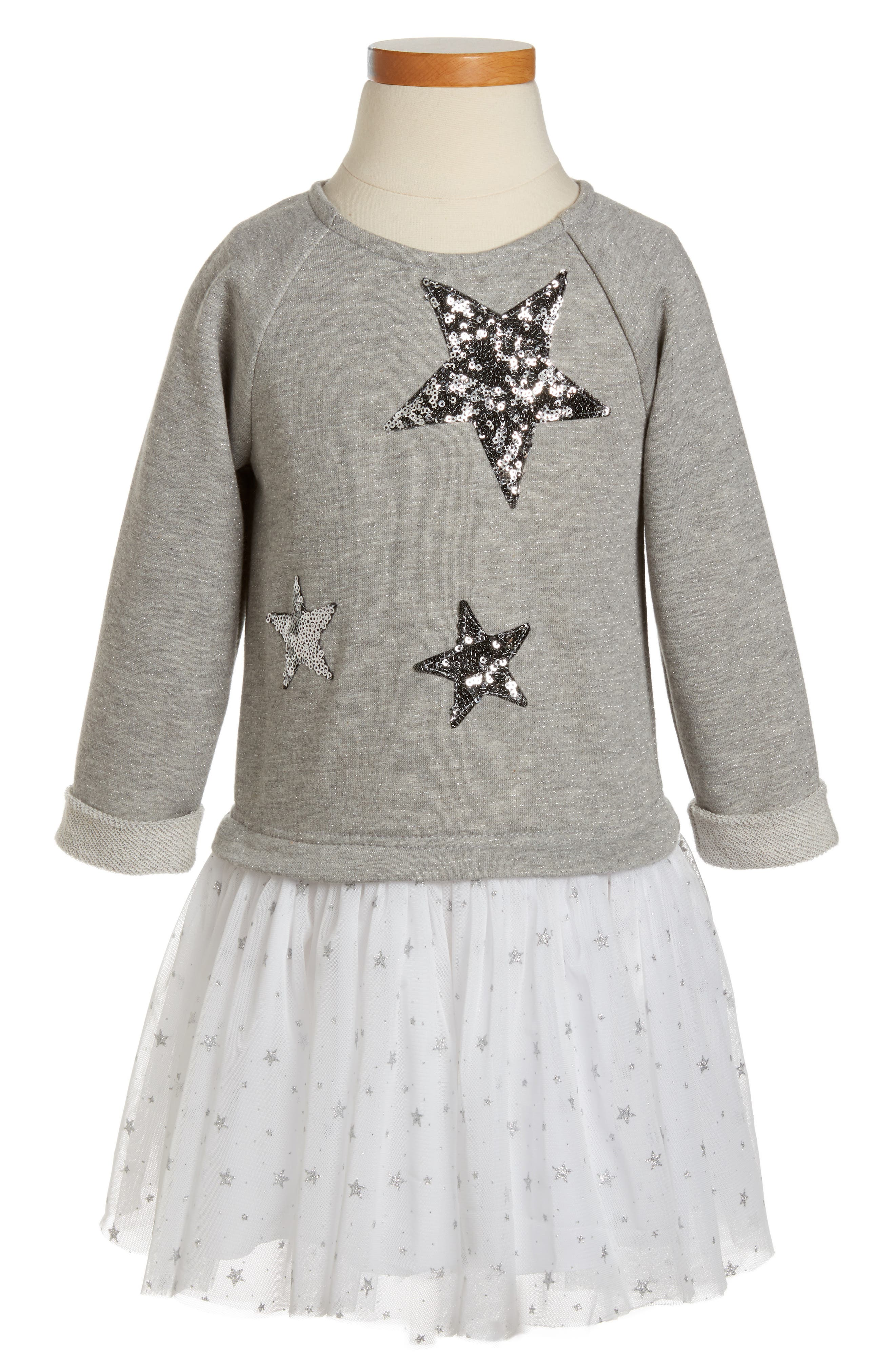 Pippa & Julie Star Tutu Dress (Toddler Girls & Little Girls)