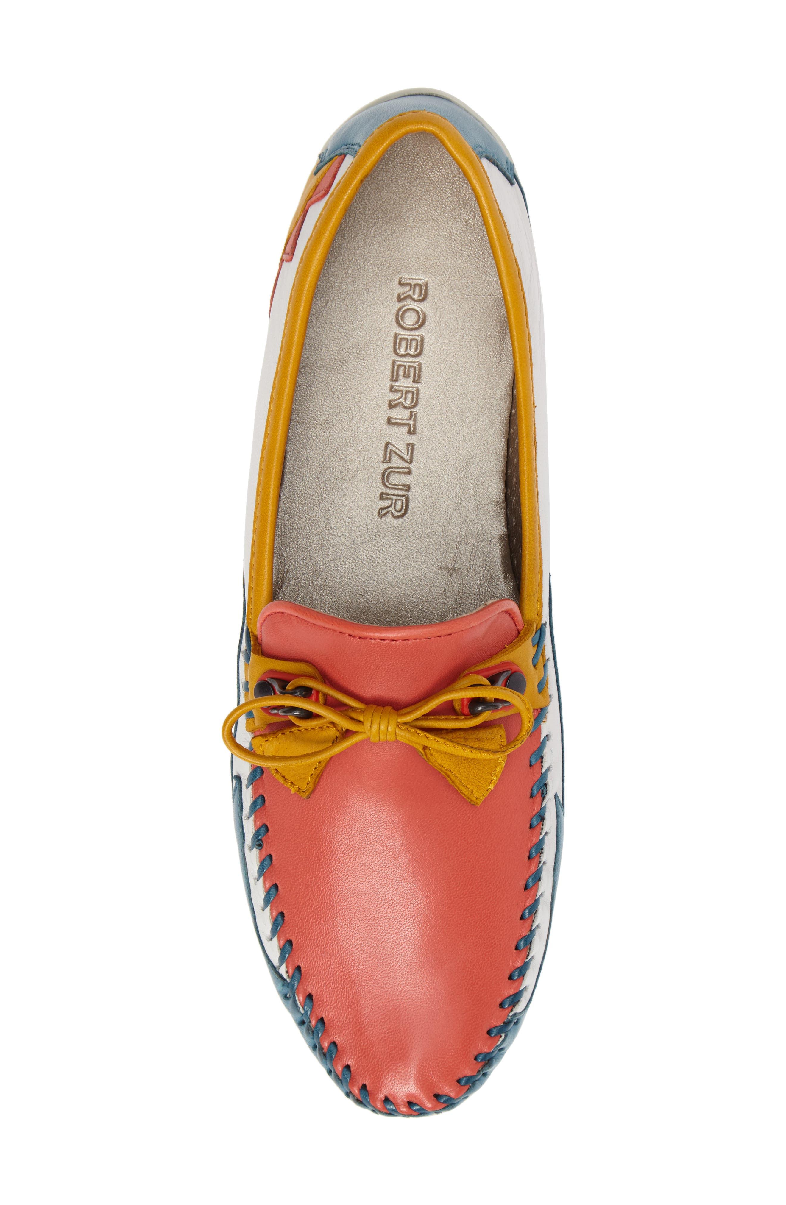 Alternate Image 5  - Robert Zur Mare Driving Shoe (Women)