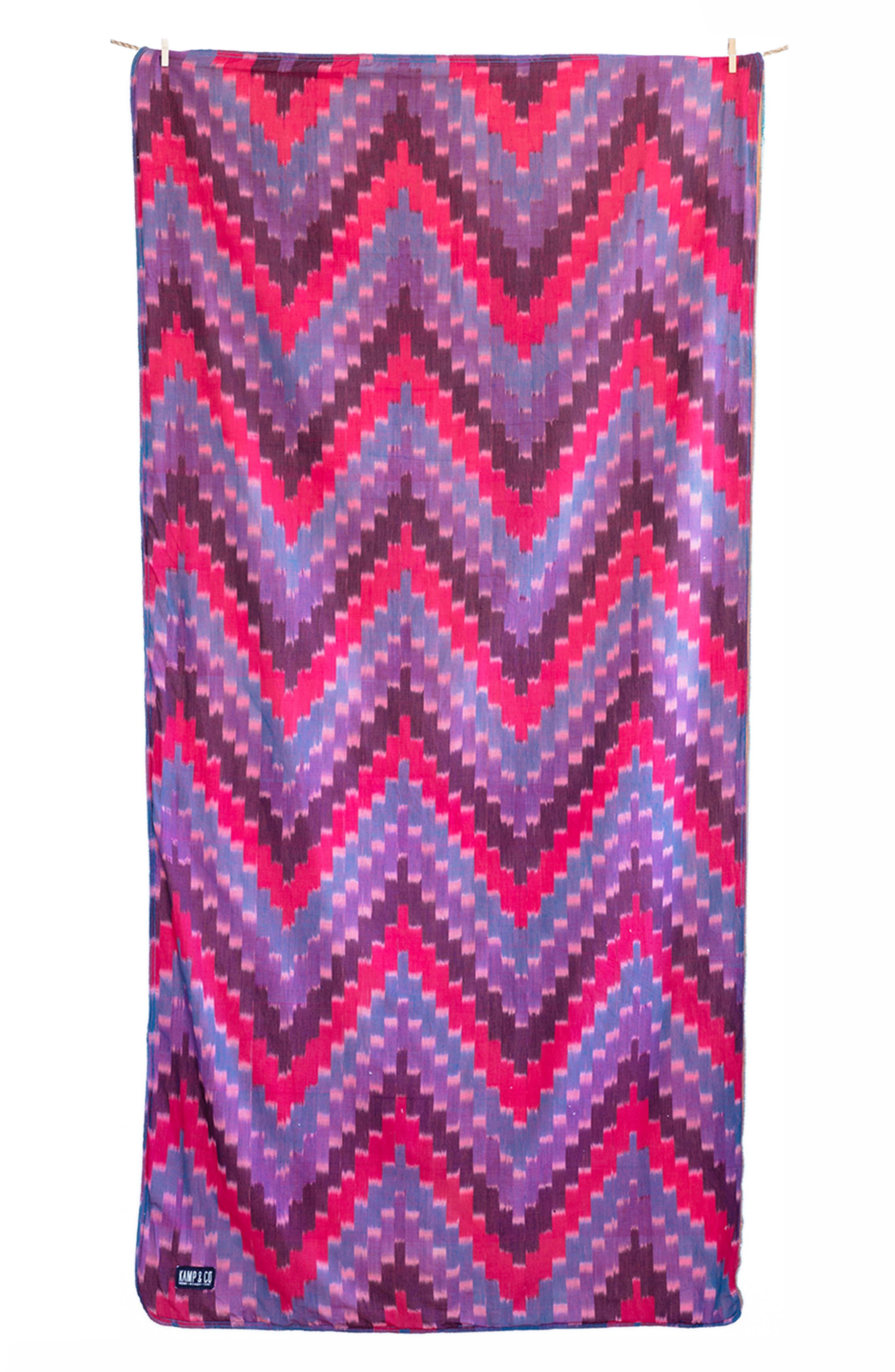 Alternate Image 1 Selected - Kamp & Co. Montara Kamp Towel