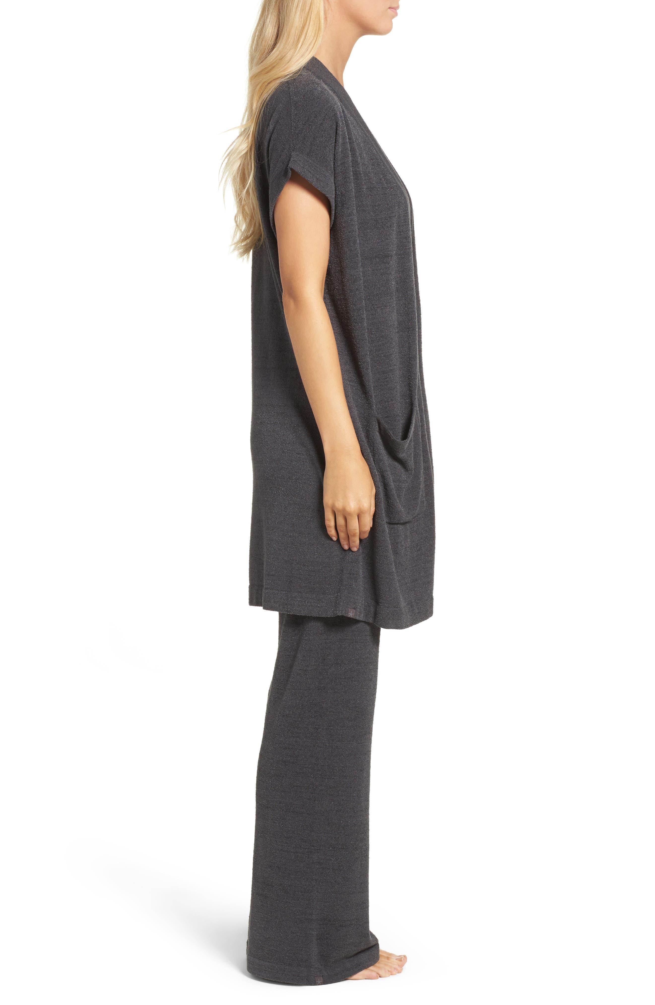 Alternate Image 6  - Barefoot Dreams® Cozychic Ultra Lite® Lounge Cardigan