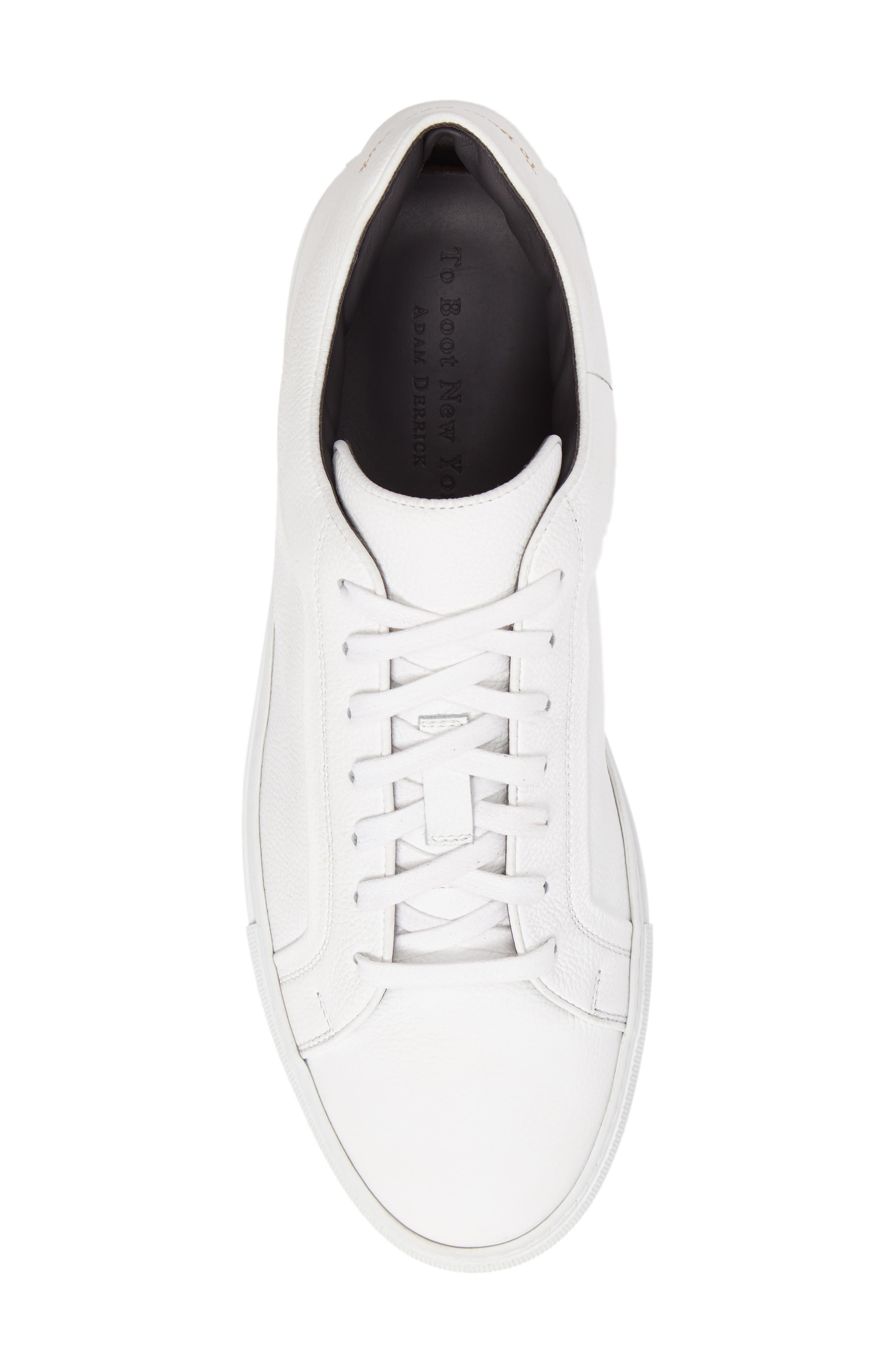 Alternate Image 5  - To Boot New York Thomas Sneaker (Men)