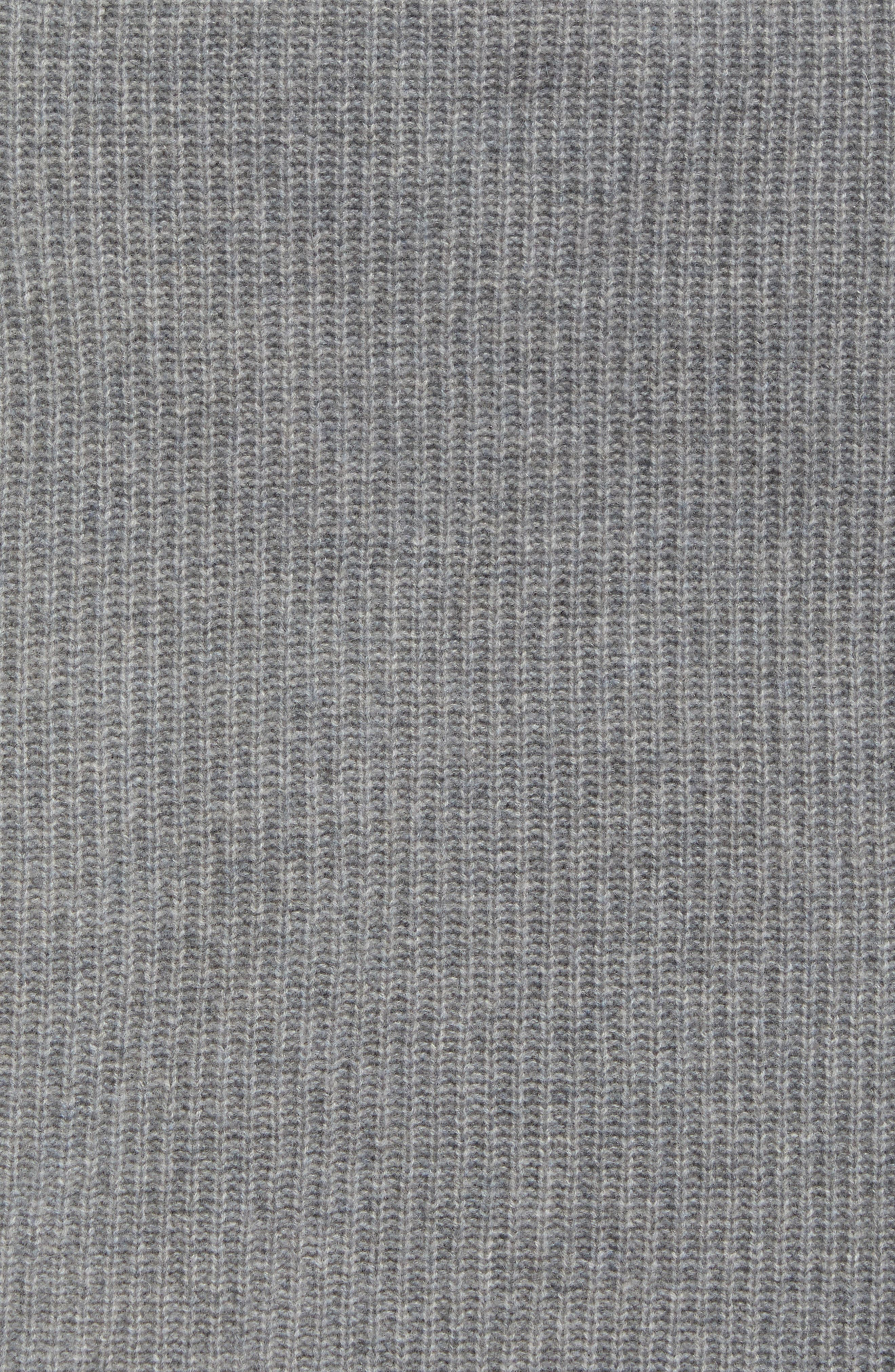 Alternate Image 3  - Nordstrom at Home Lattice Cashmere Throw Blanket