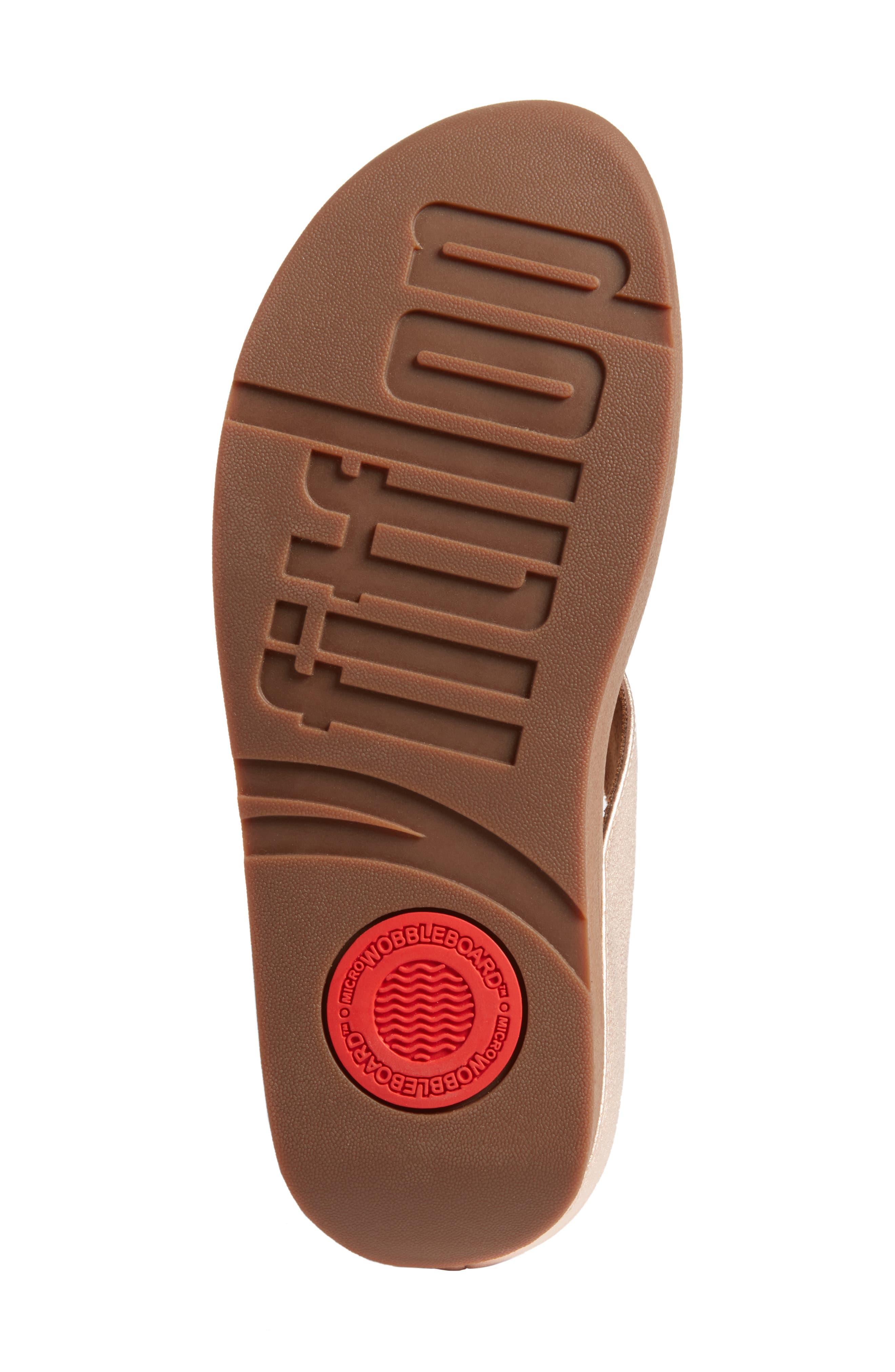 Alternate Image 6  - FitFlop Halo Sandal (Women)