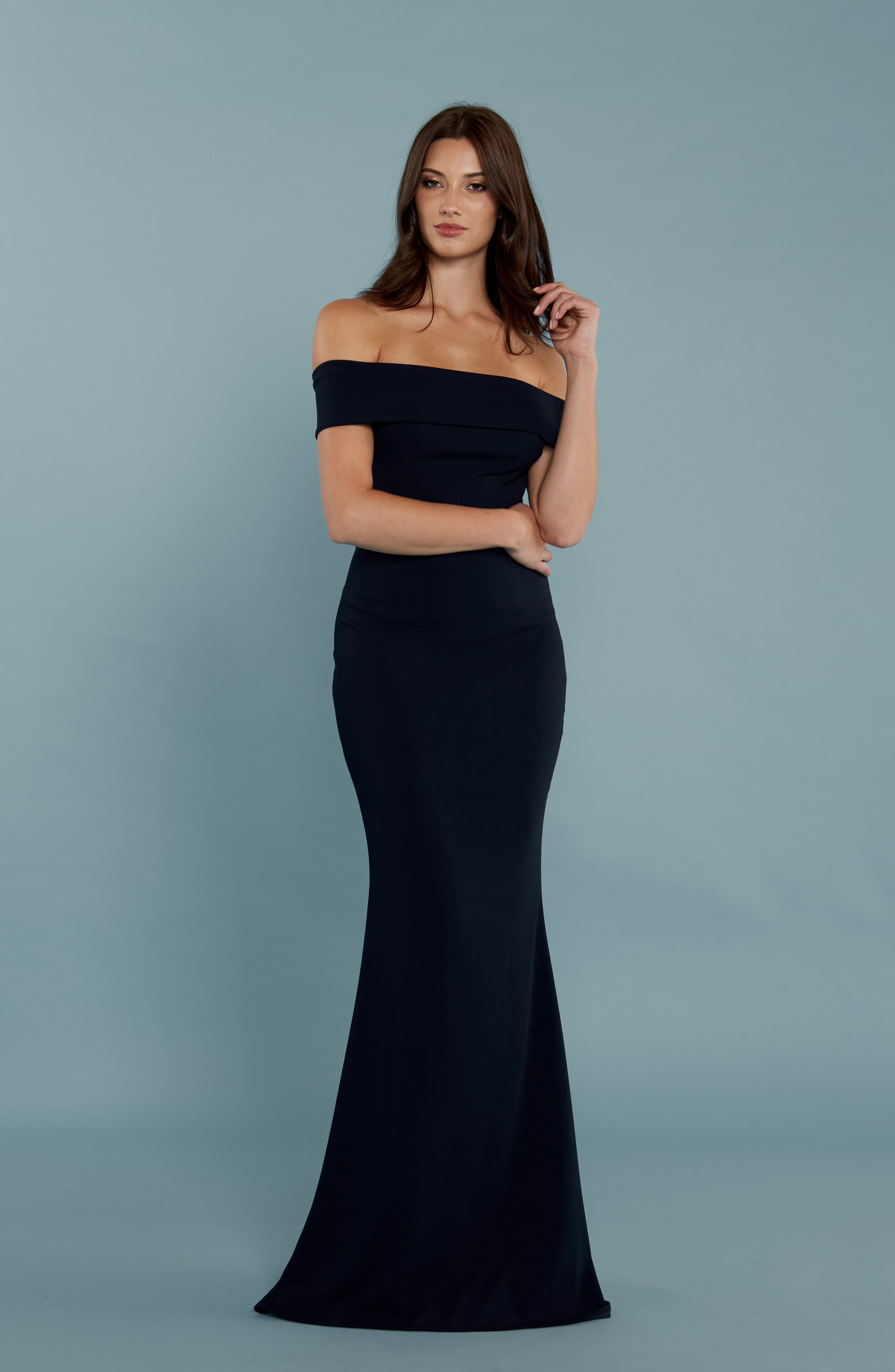 Alternate Image 4  - Katie May Legacy Crepe Body-Con Gown