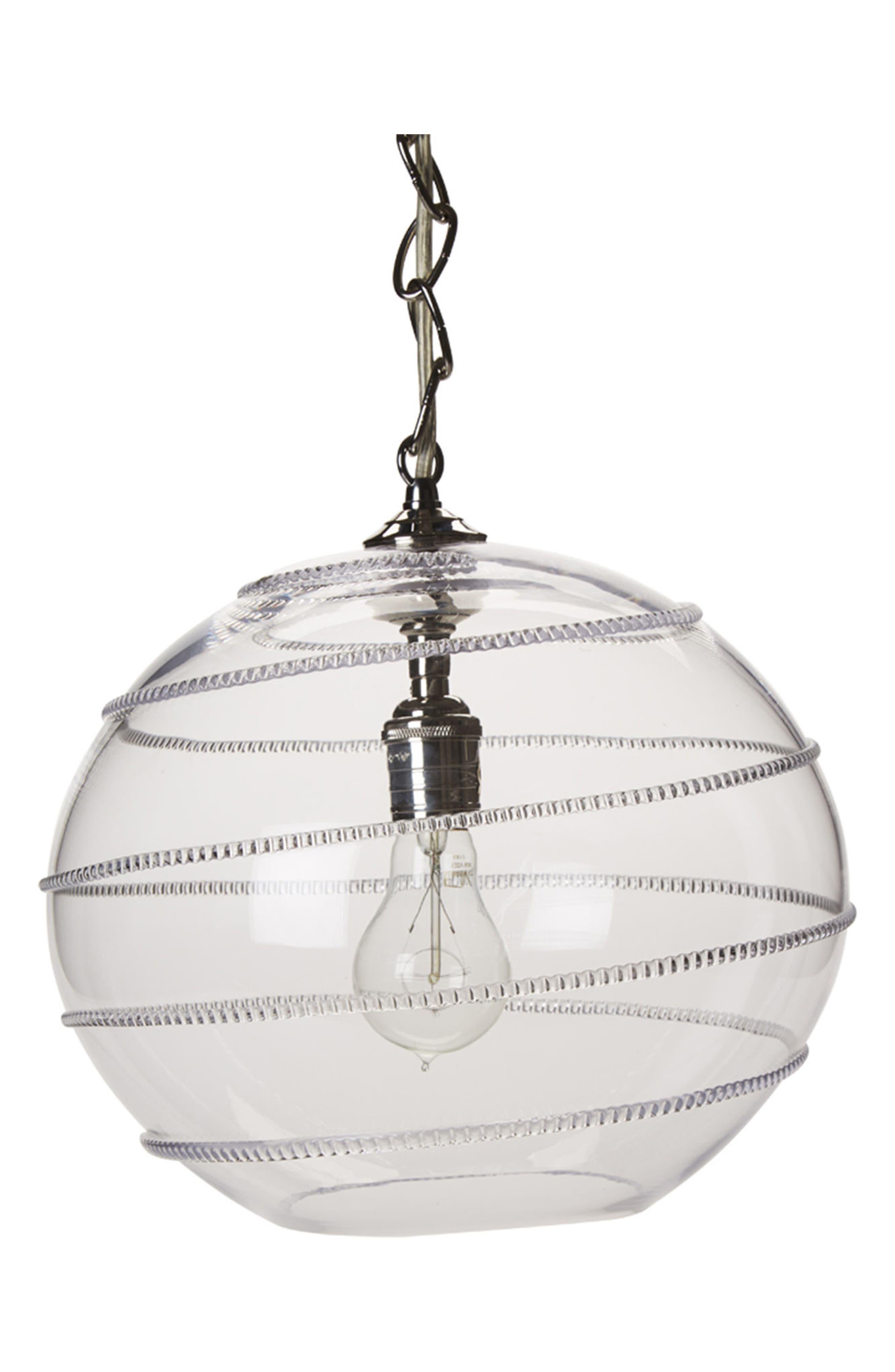Juliska Amalia Globe Pendant Lamp