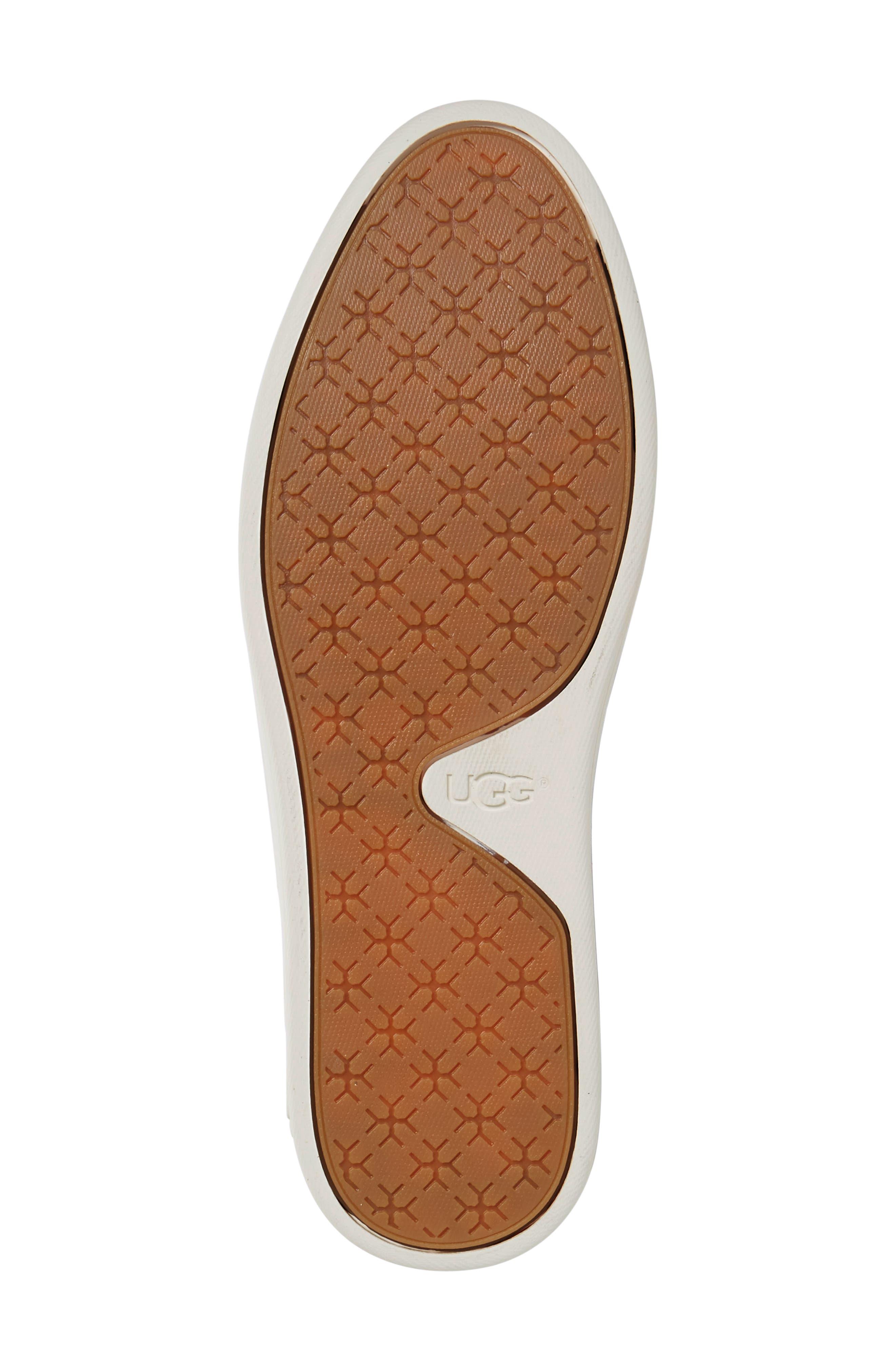 Adley Slip-On Sneaker,                             Alternate thumbnail 6, color,                             Paprika Suede