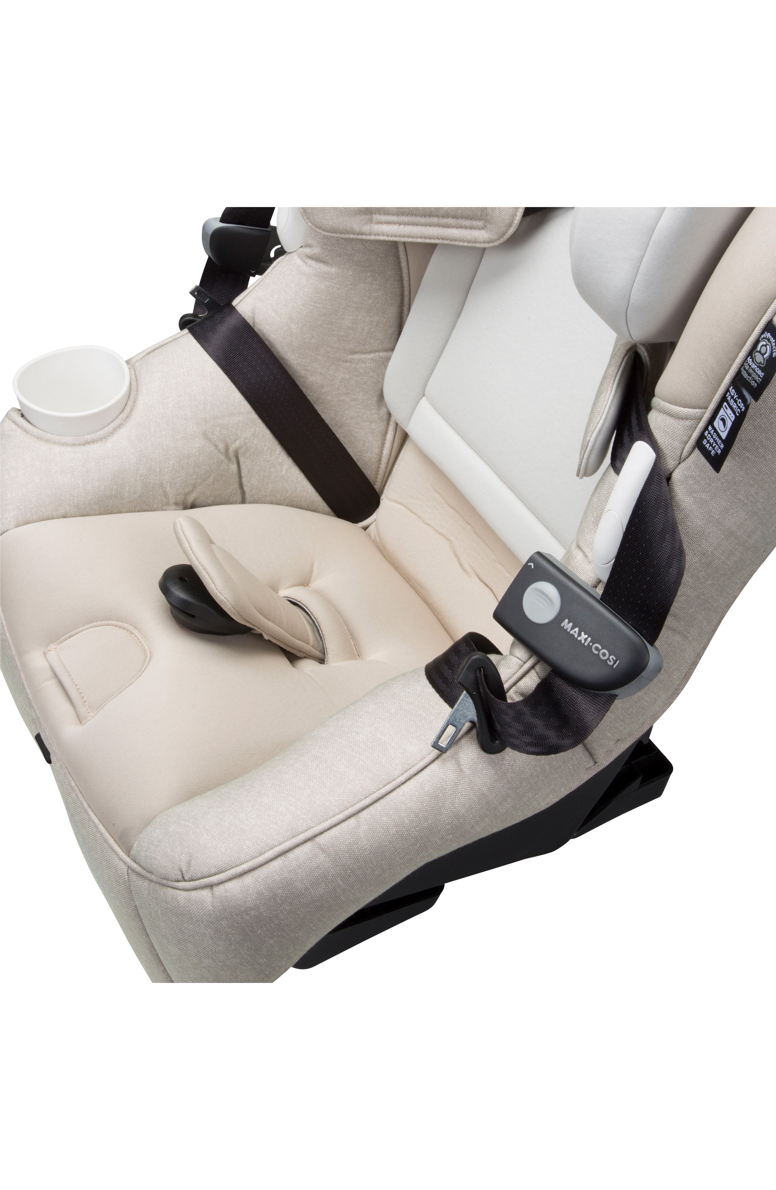 Pria<sup>™</sup> 85 Max Nomad Collection Convertible Car Seat,                             Alternate thumbnail 9, color,                             Nomad Sand
