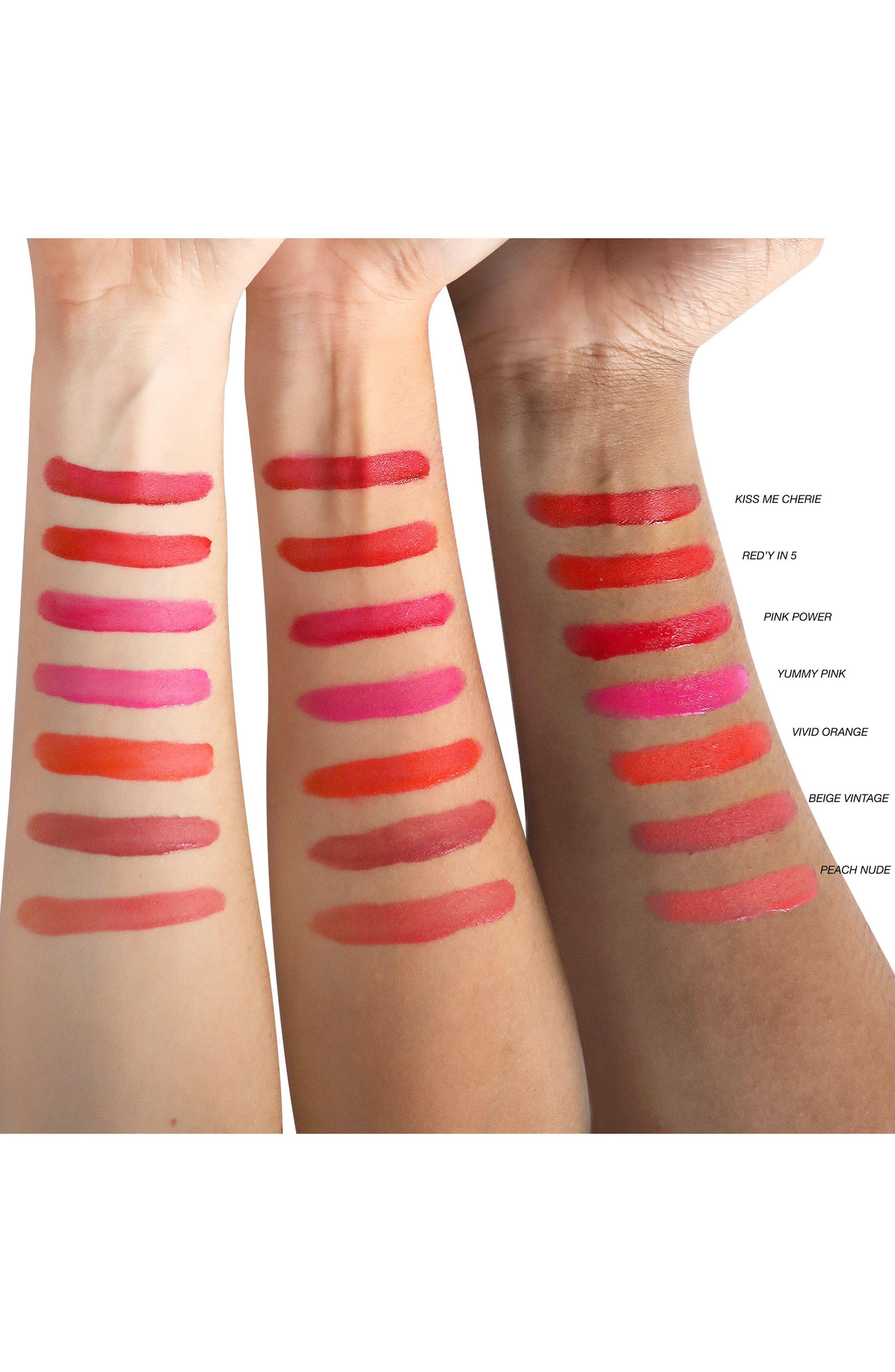 Alternate Image 5  - Lancôme Matte Shaker High Pigment Liquid Lipstick