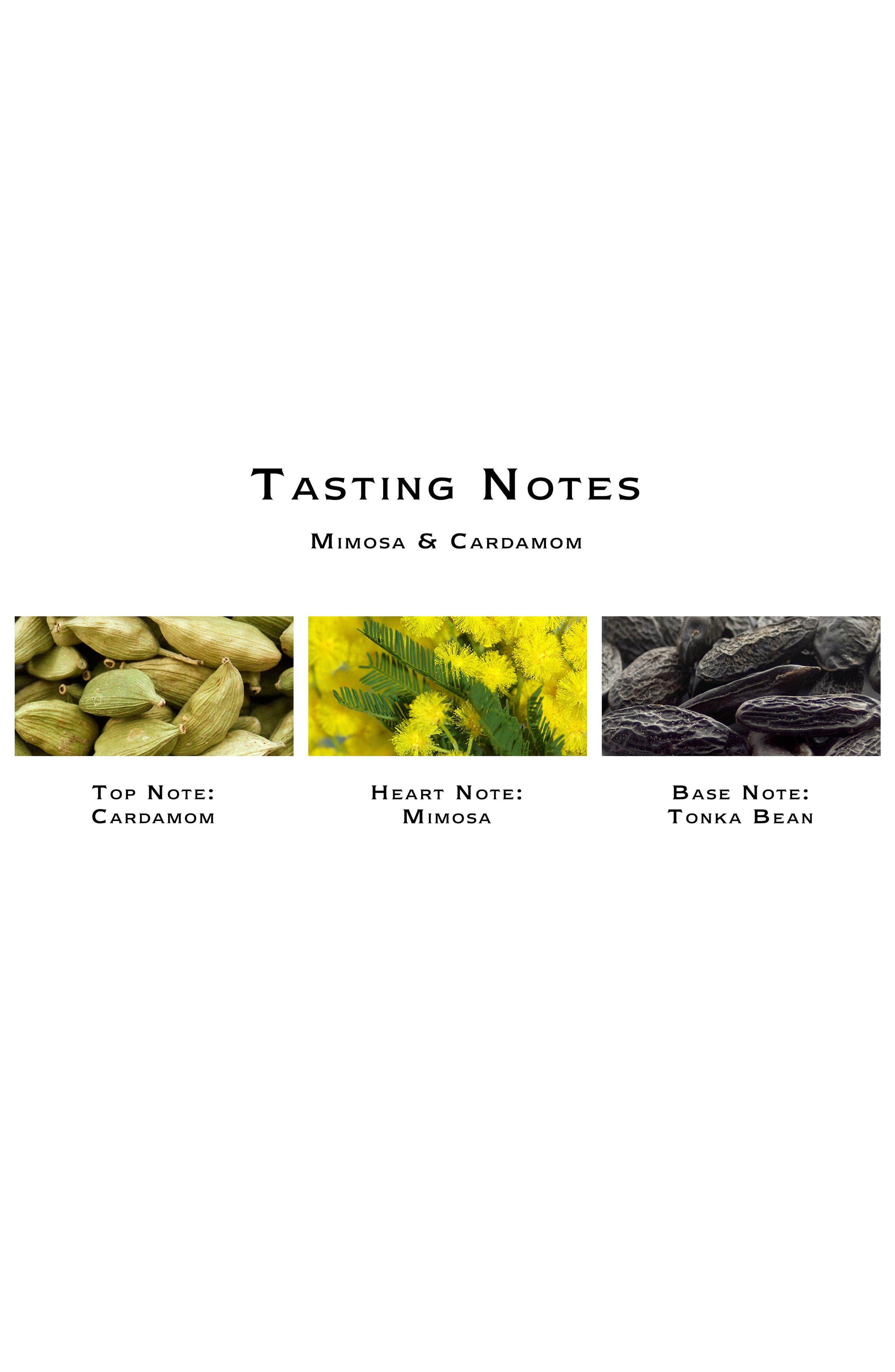 Mimosa & Cardamom Body Crème,                             Alternate thumbnail 2, color,                             No Color